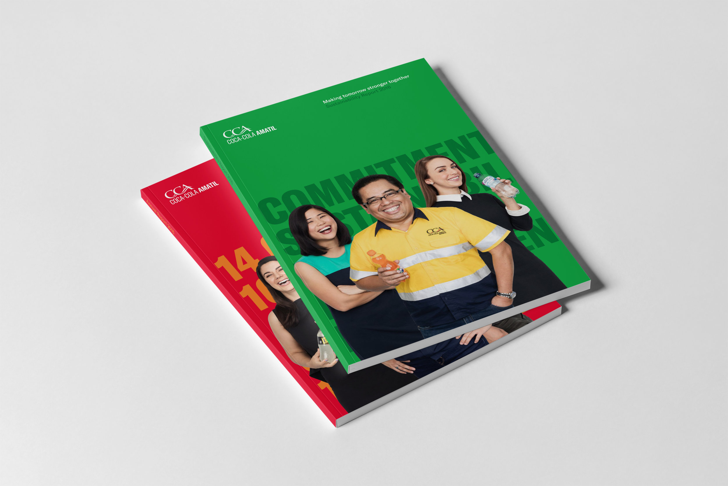 Coca-Cola Amatil Annual Report