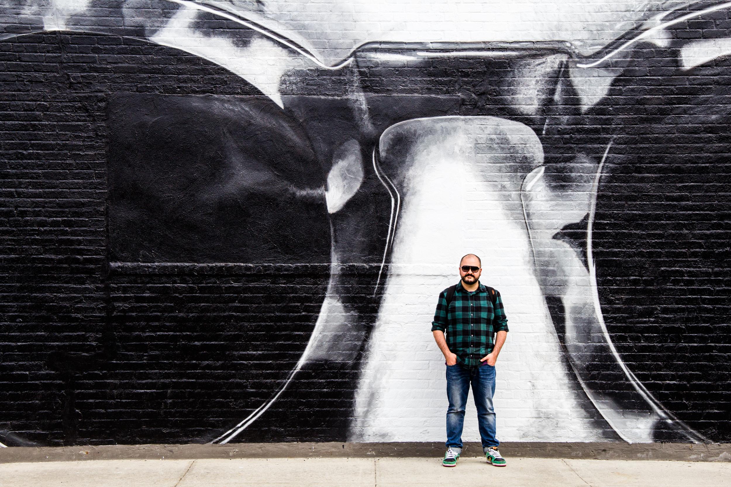 Andre, New York, 2015