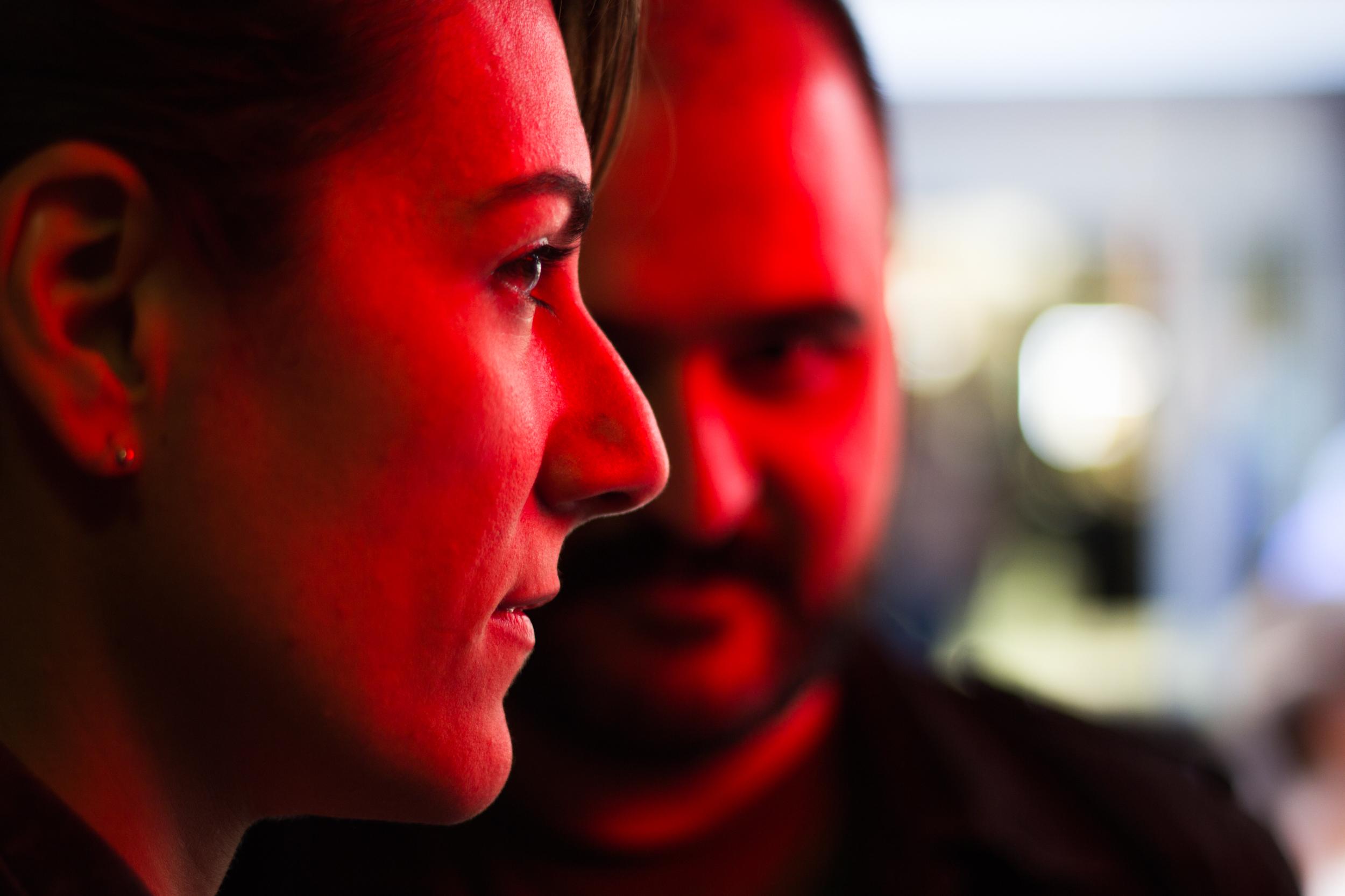 Mariana & Andre, Norwich, 2014