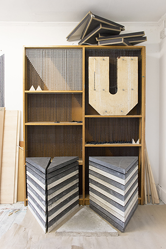 George Charman: Residency Studio, Eltham College 2016