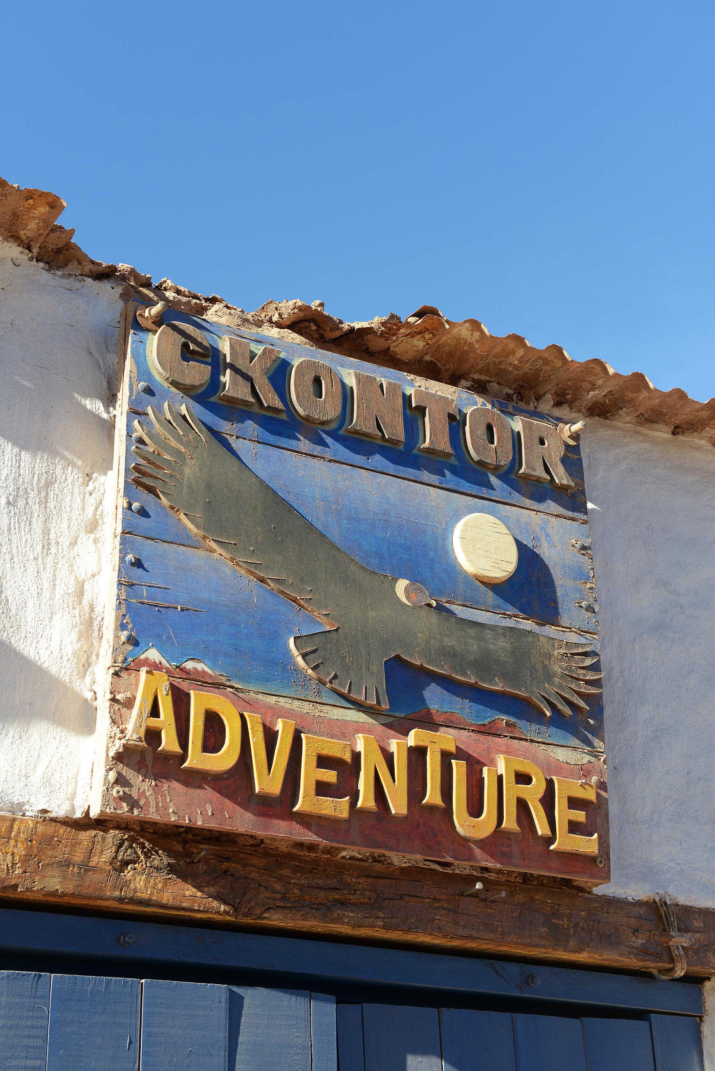 Matkatoimisto San Pedro de Atacama, Chile