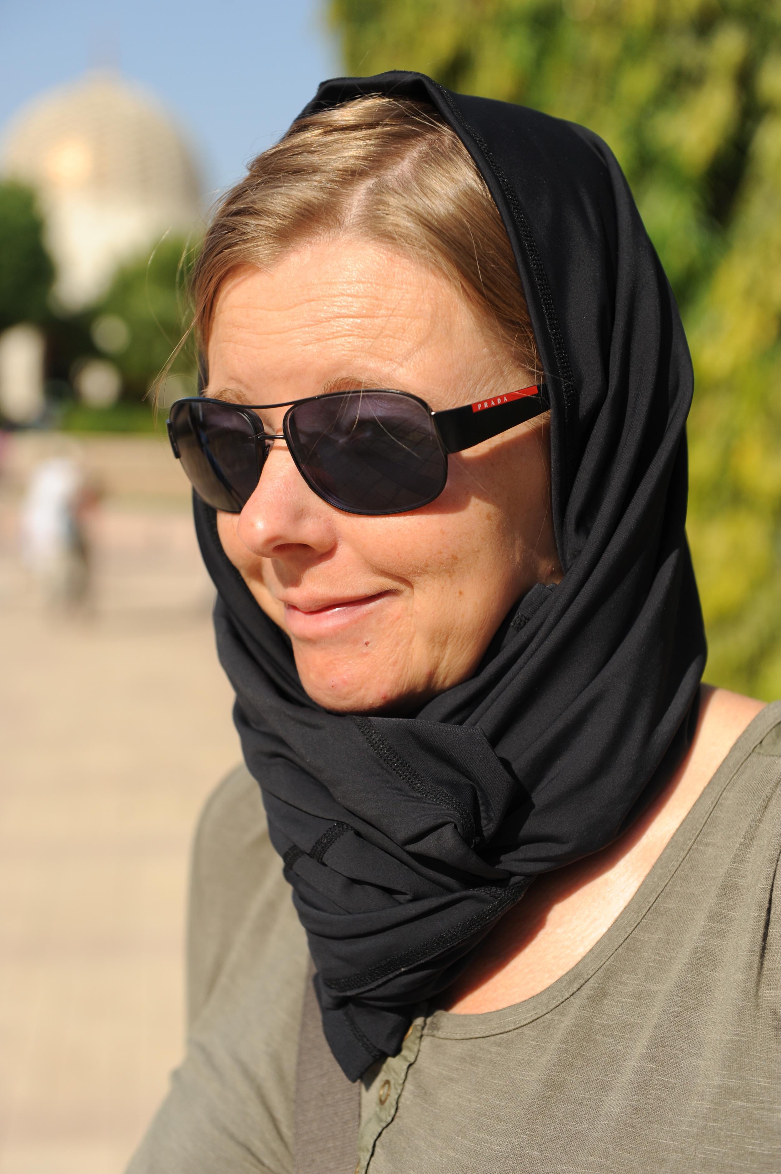 Matkablogi, Oman, blogi, moskeija
