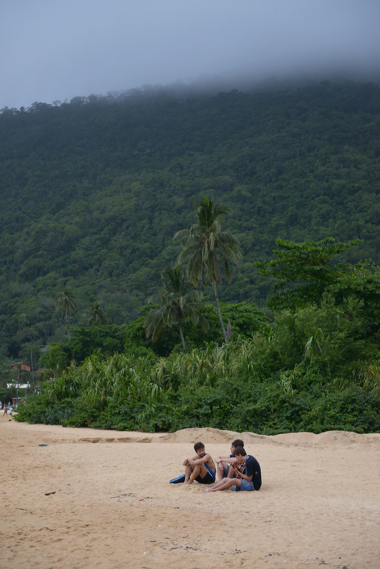 Brasilia, ranta, metsä, matkablogi, blogi
