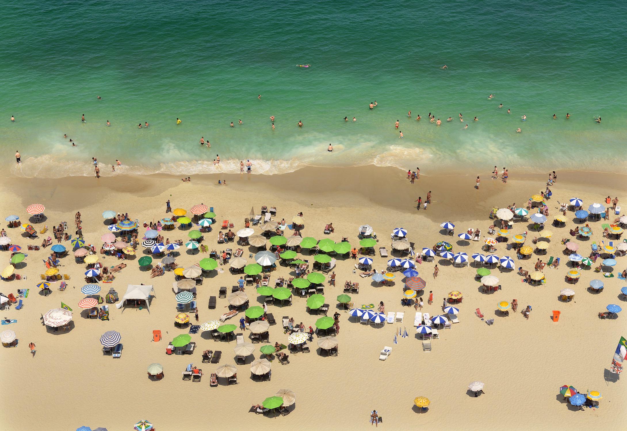 Rio de Janeiro, ranta, Brasilia, Ipanema, Copacabana, meri, matkustaa, matka, matkablogi