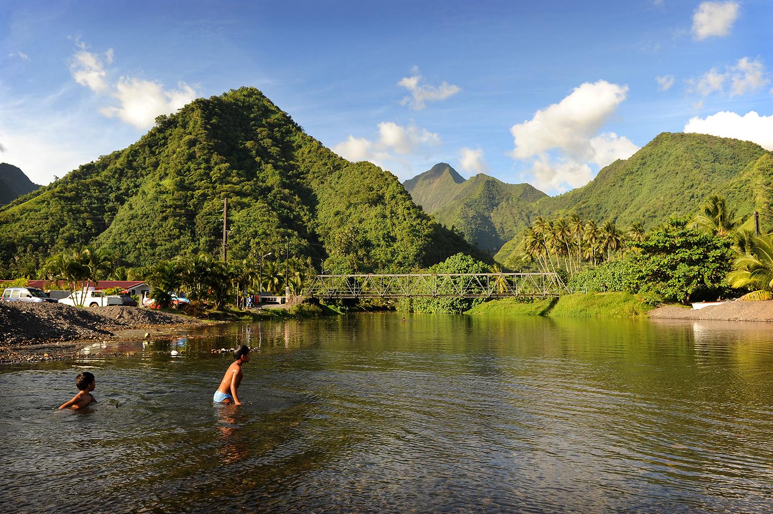 Ranta, Tahiti, matka, paratiisi, kaukomatka, Tyyni Valtameri, matkablogi