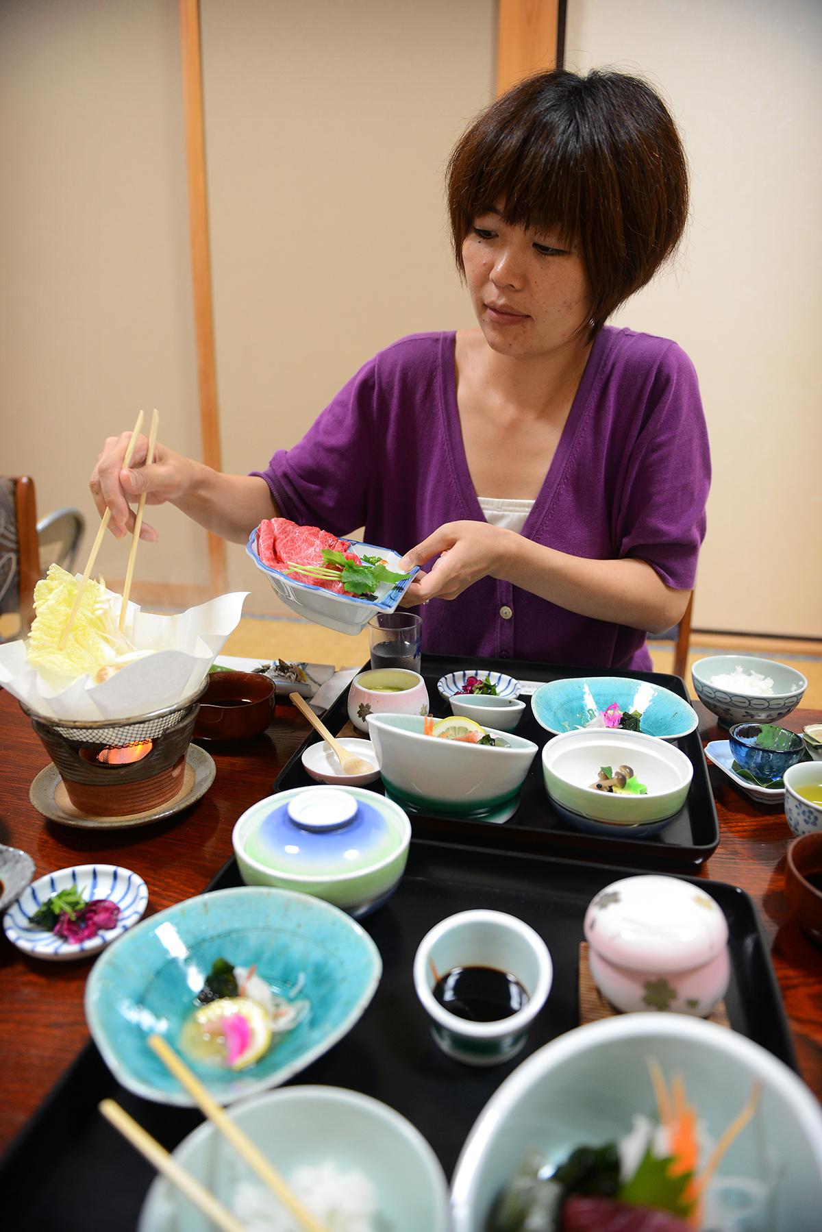 matka, mtkablogi, Japani, perinneruoka, japanilainen ruoka
