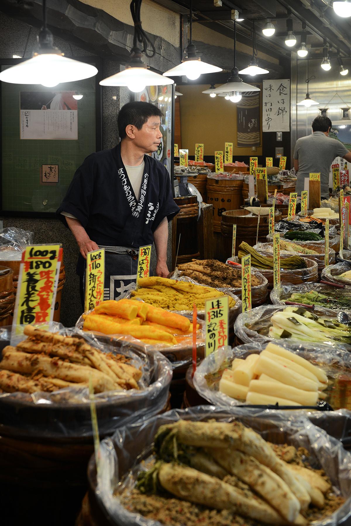 matka, matkablogi, Kioto, Japani, ruokatori, ruoka, japanilainen ruoka