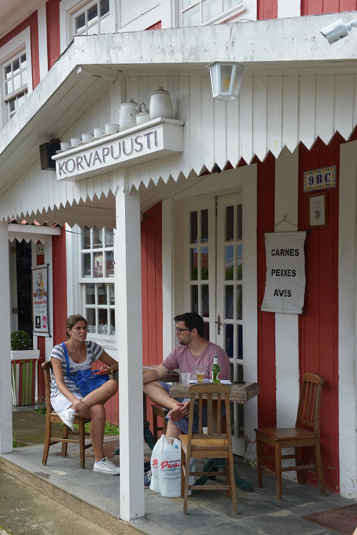 Brasilia, Penedo, Pikku-Suomi, suomikylä, tropiikki, turistikylä, matka, matkailu, matkablogi, reissu, ravintola