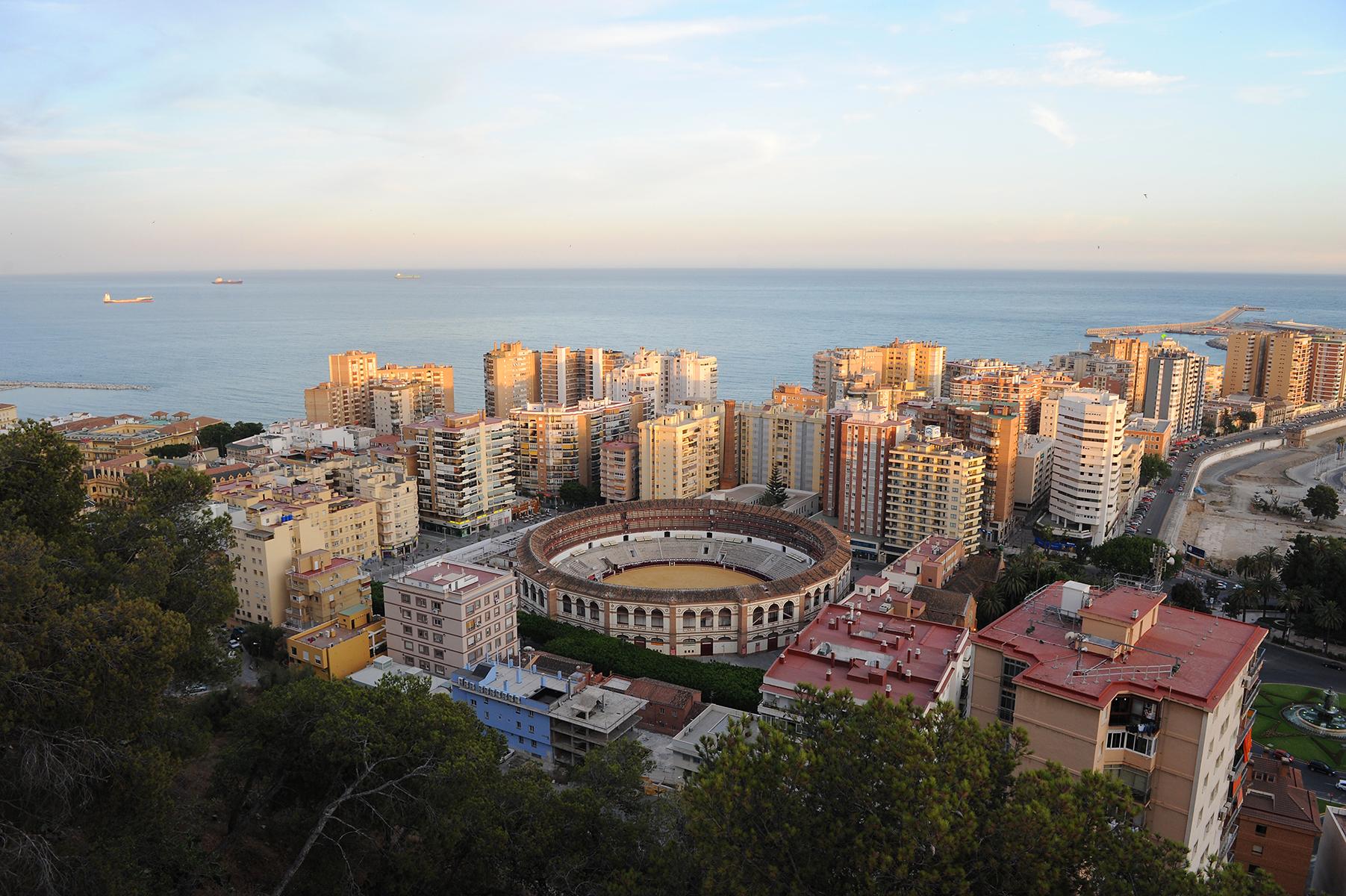 Malaga, Espanja, matka, Andalusia, matkablogi
