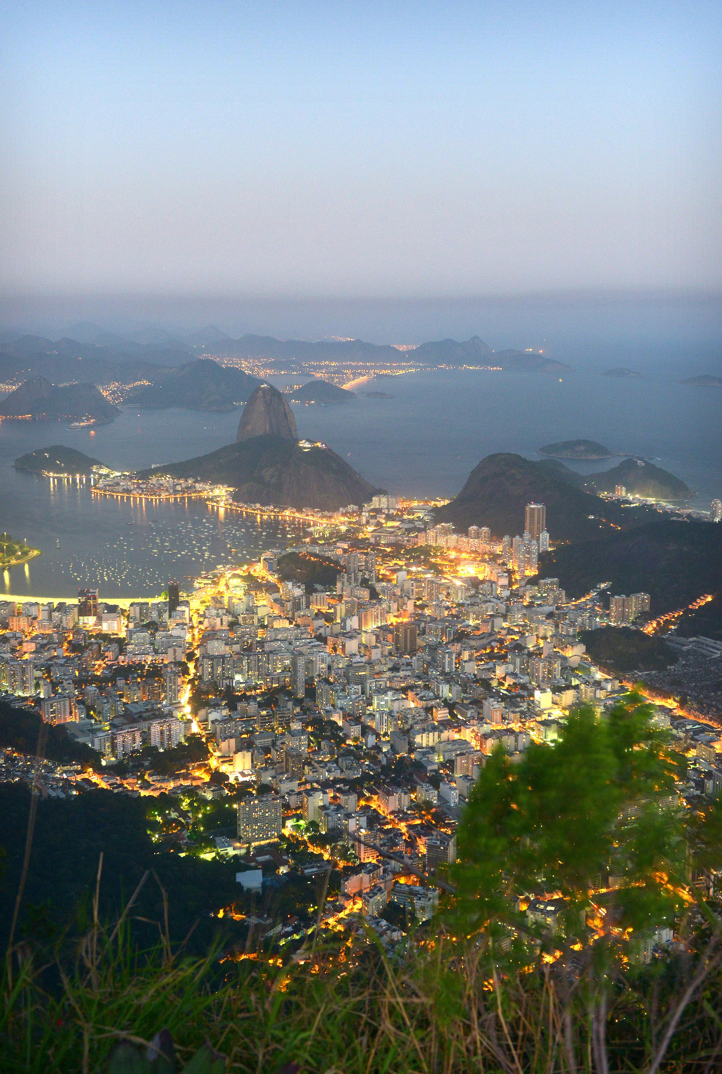Rio de Janeiro, Brasilia, 24 h, matka, matkablogi