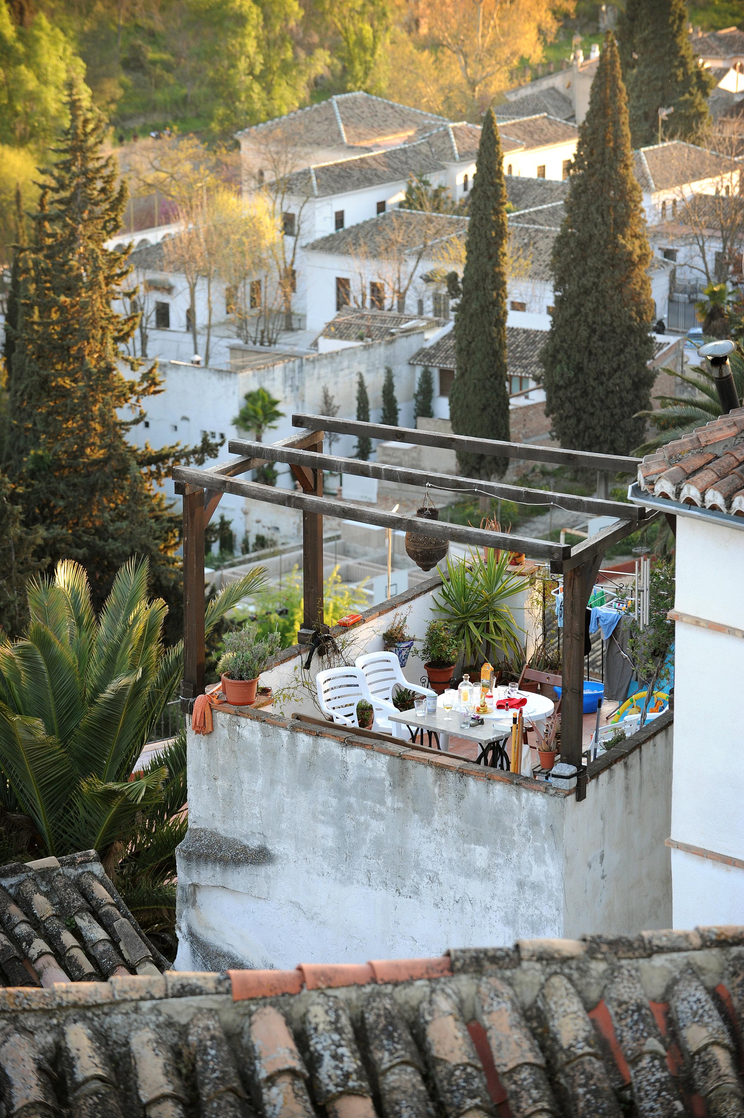 Granada, 24 h, Andalusia, Espanja, matka, matkablogi