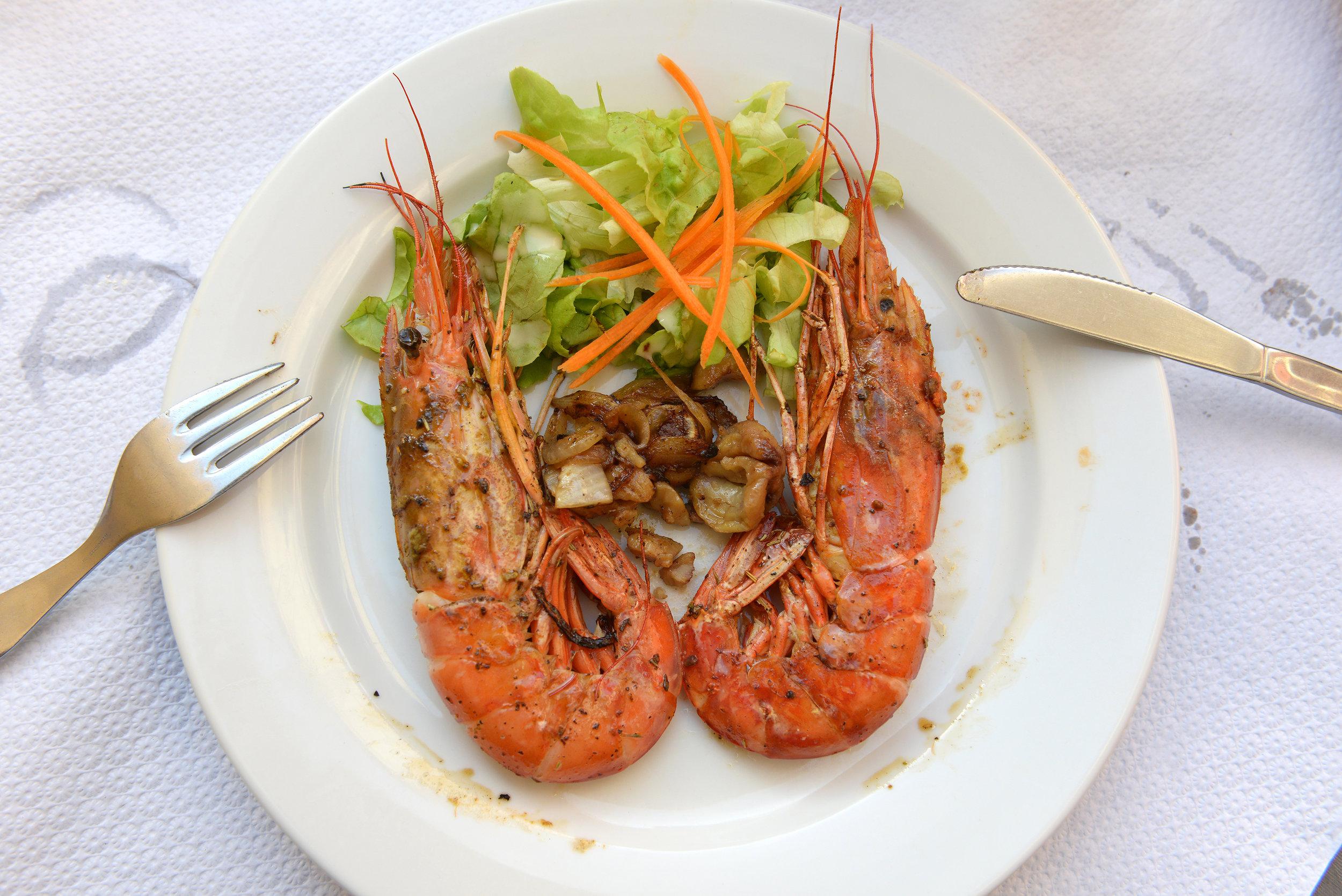 Ravintola, Korsika, loma, matka, matkablogi, Ranska