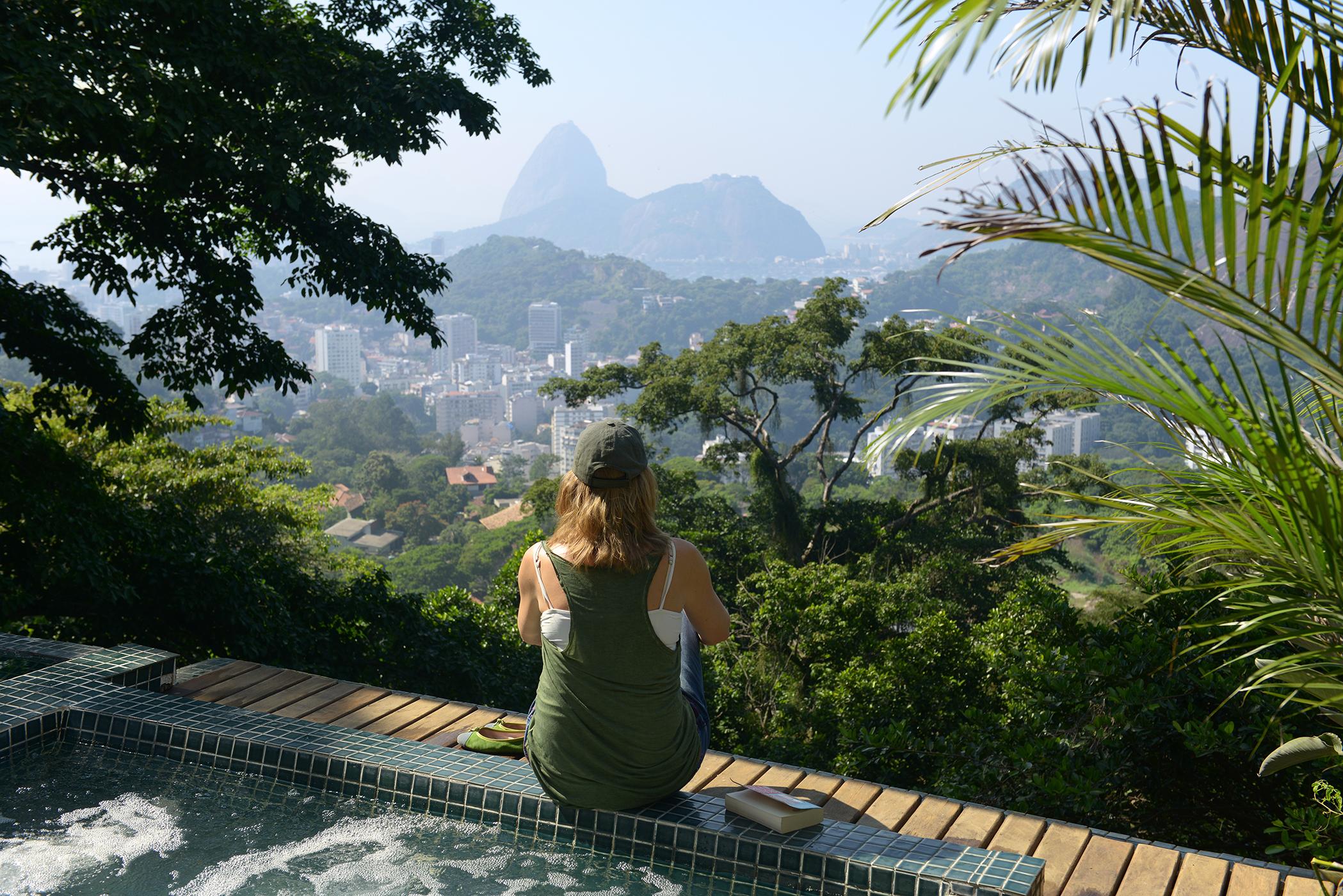 Brasilia, Rio de Janeiro, näkymät, kaupunki