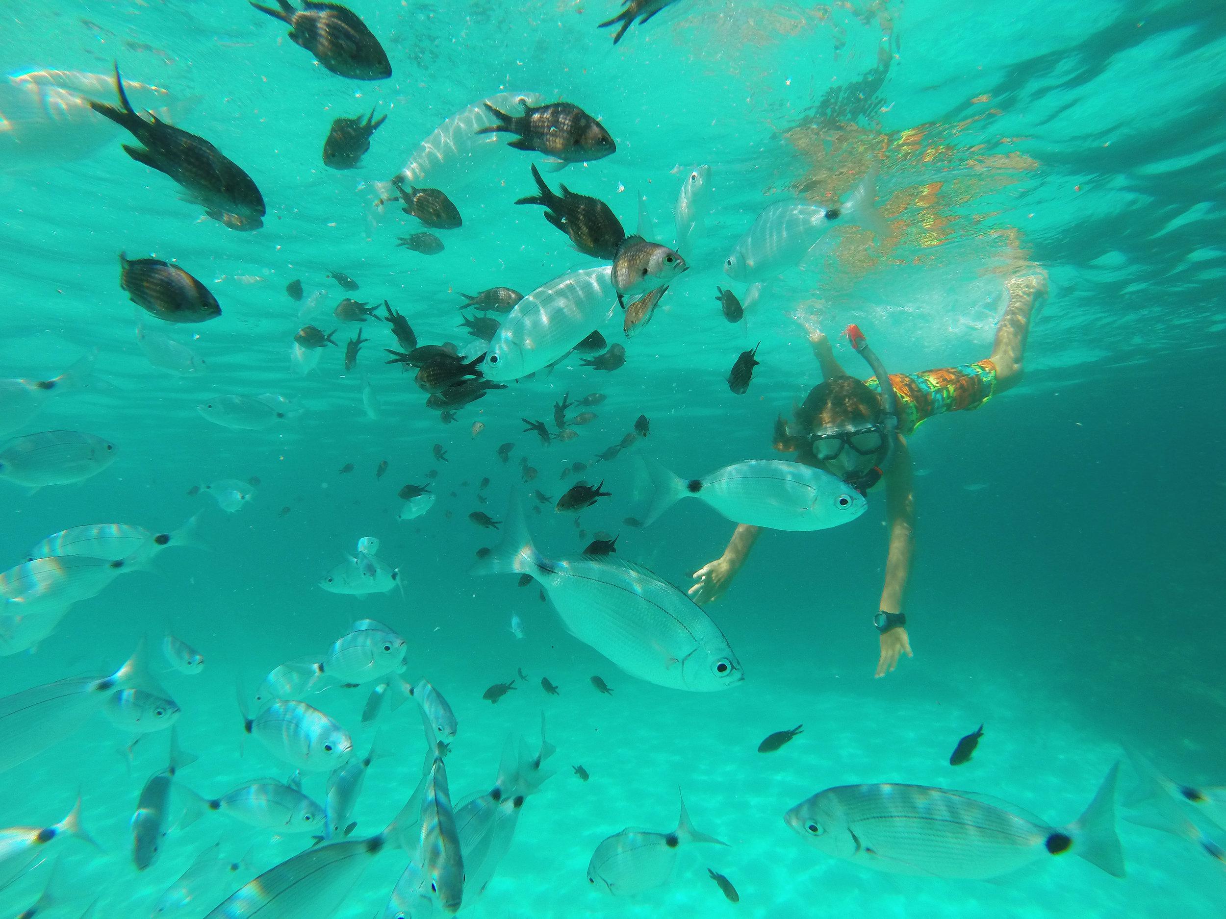 Snorklaus, Espanja, Menorca