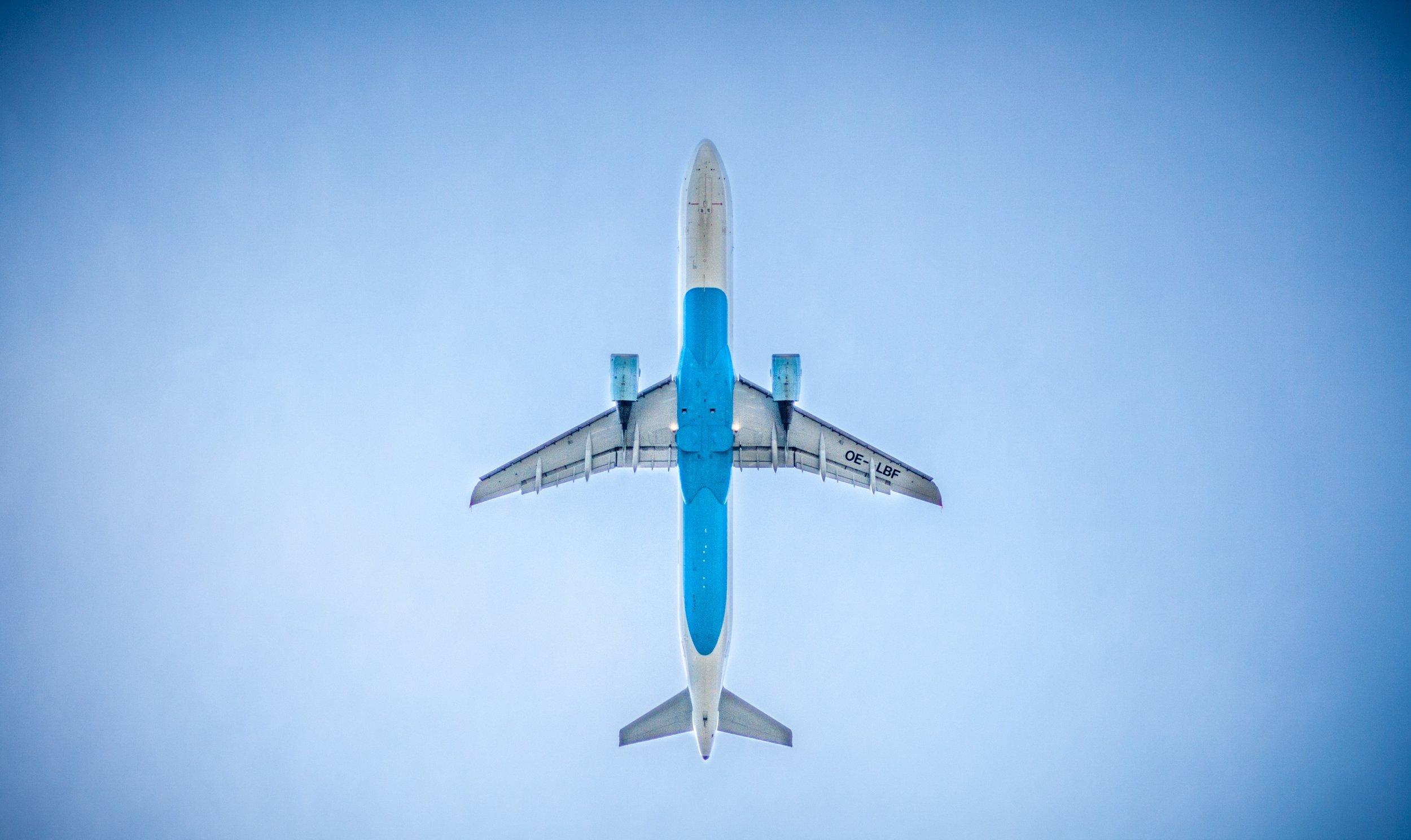 Lentokone, lento
