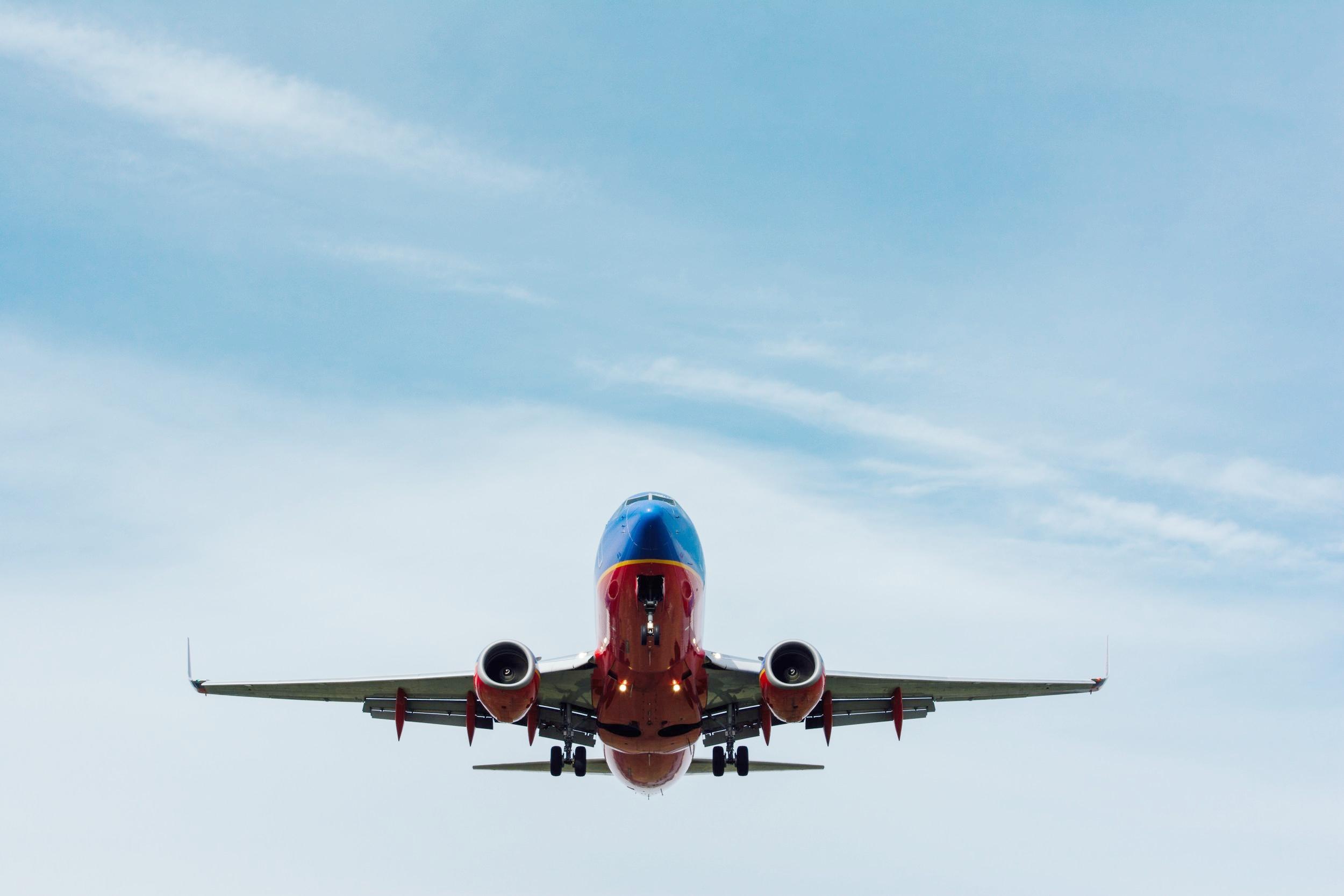 lentokone, nousu