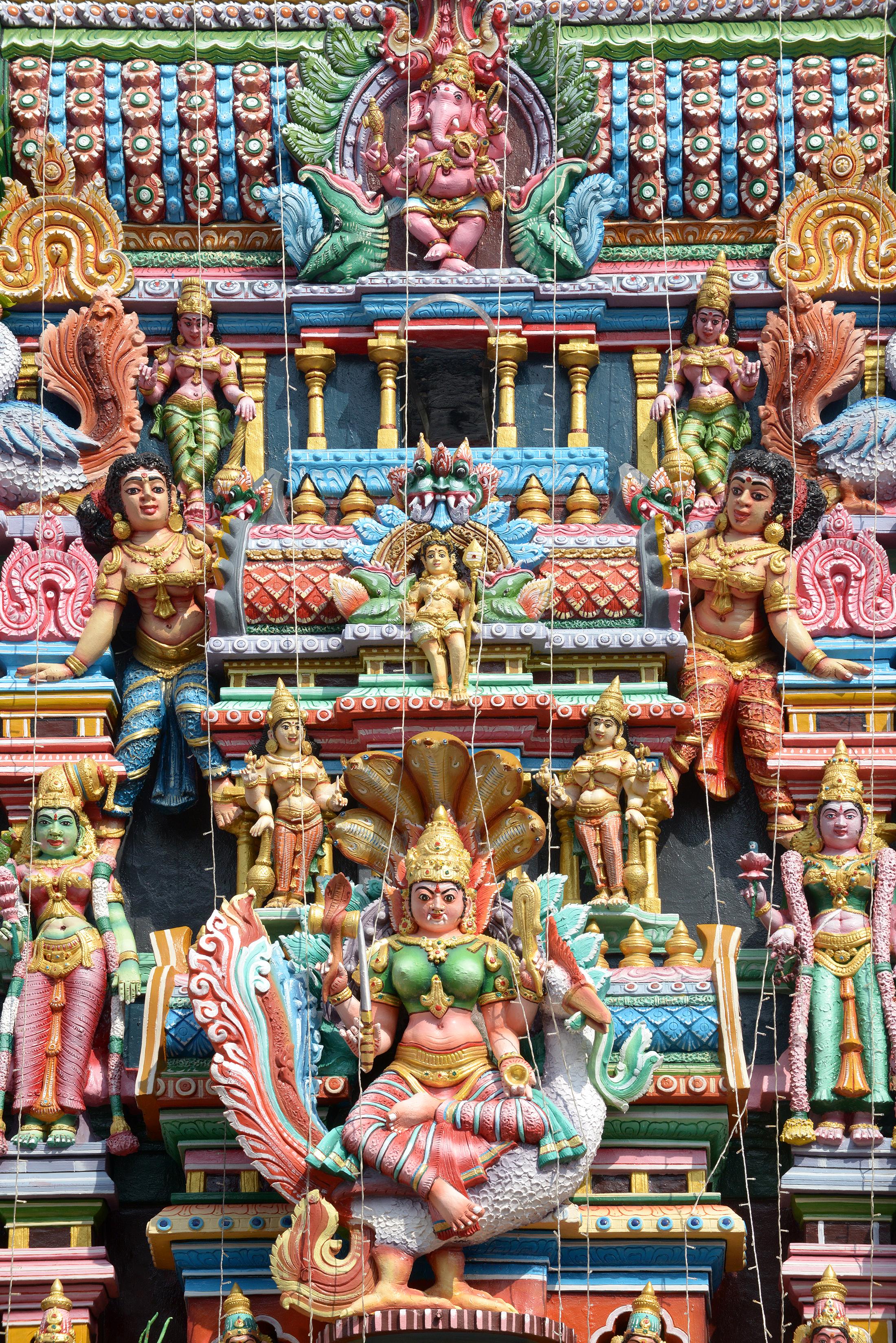 Intia, temppeli