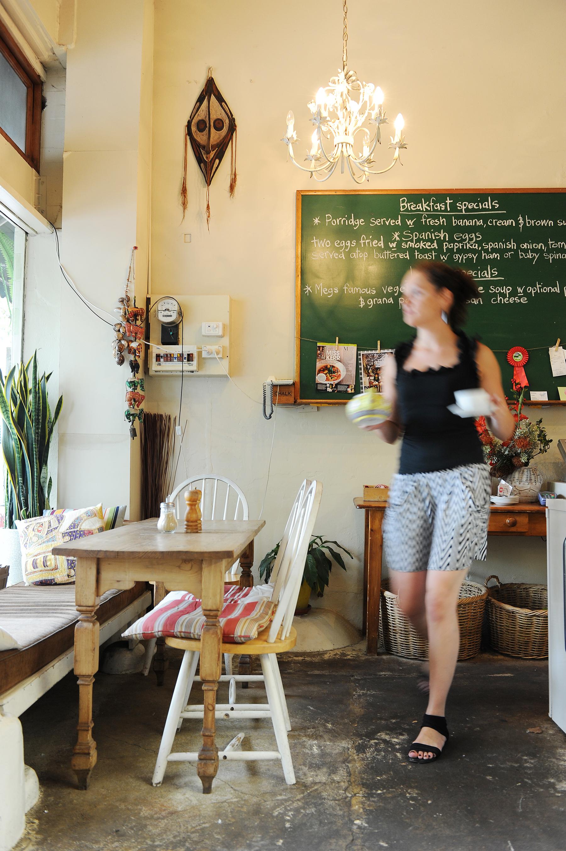 Australia, Sydney, Surry Hills, Kawa cafe