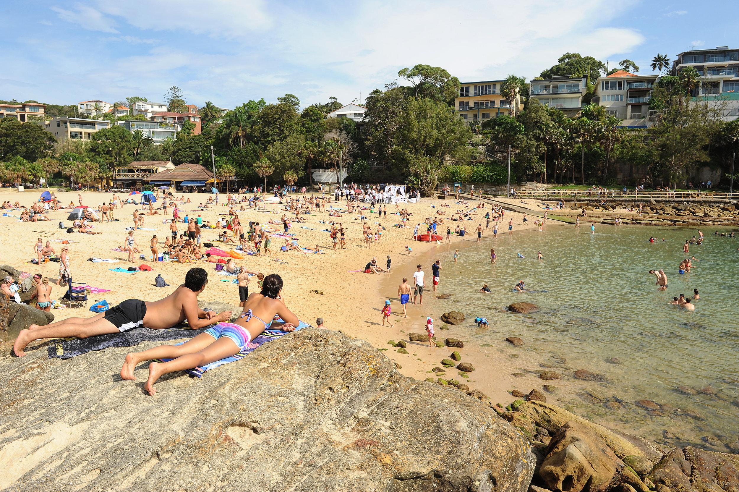 Australia, Sydney, Manly, Shelly Beach