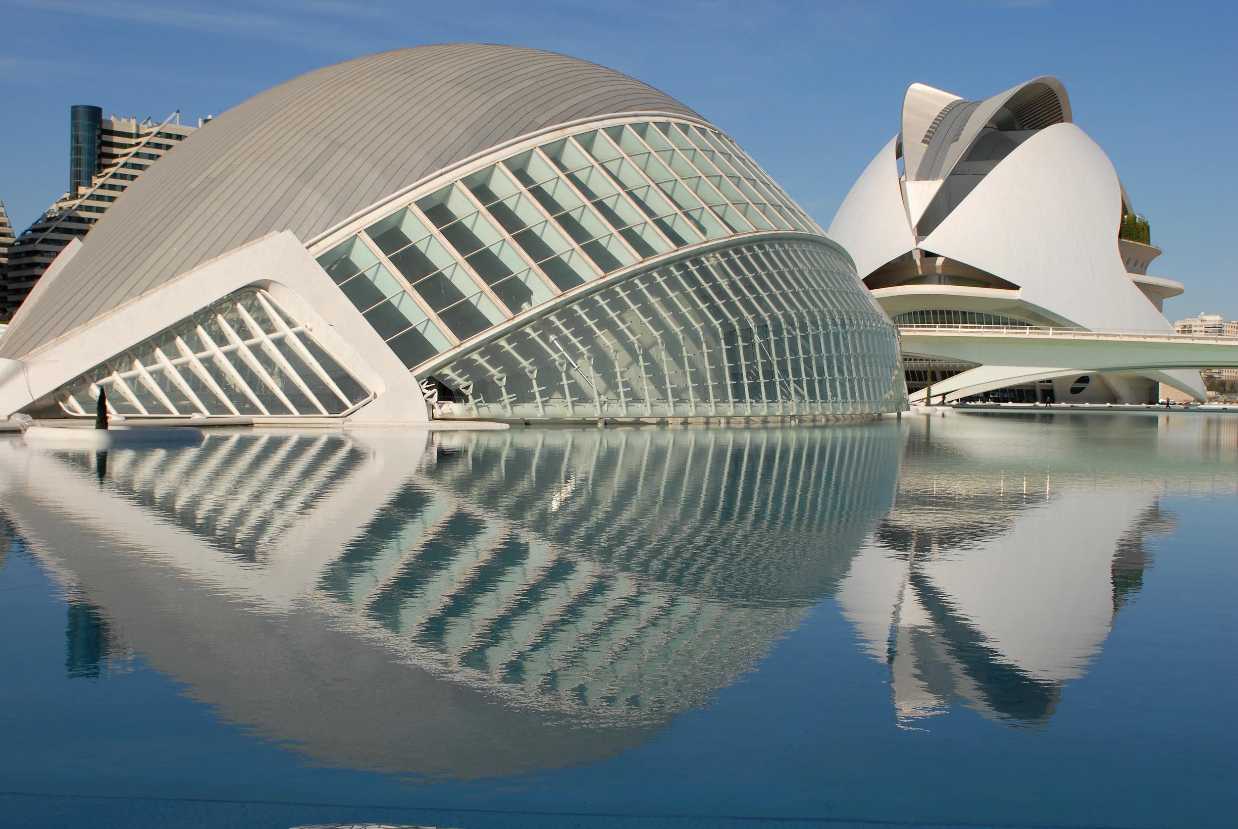 Valencia, Ciudad de las Artes y Ciencias