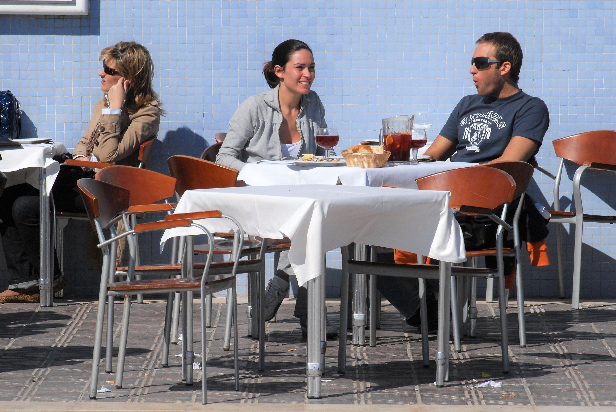 Valencia, ravintola