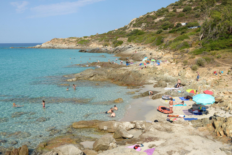 Ranska, Korsika, Välimeri