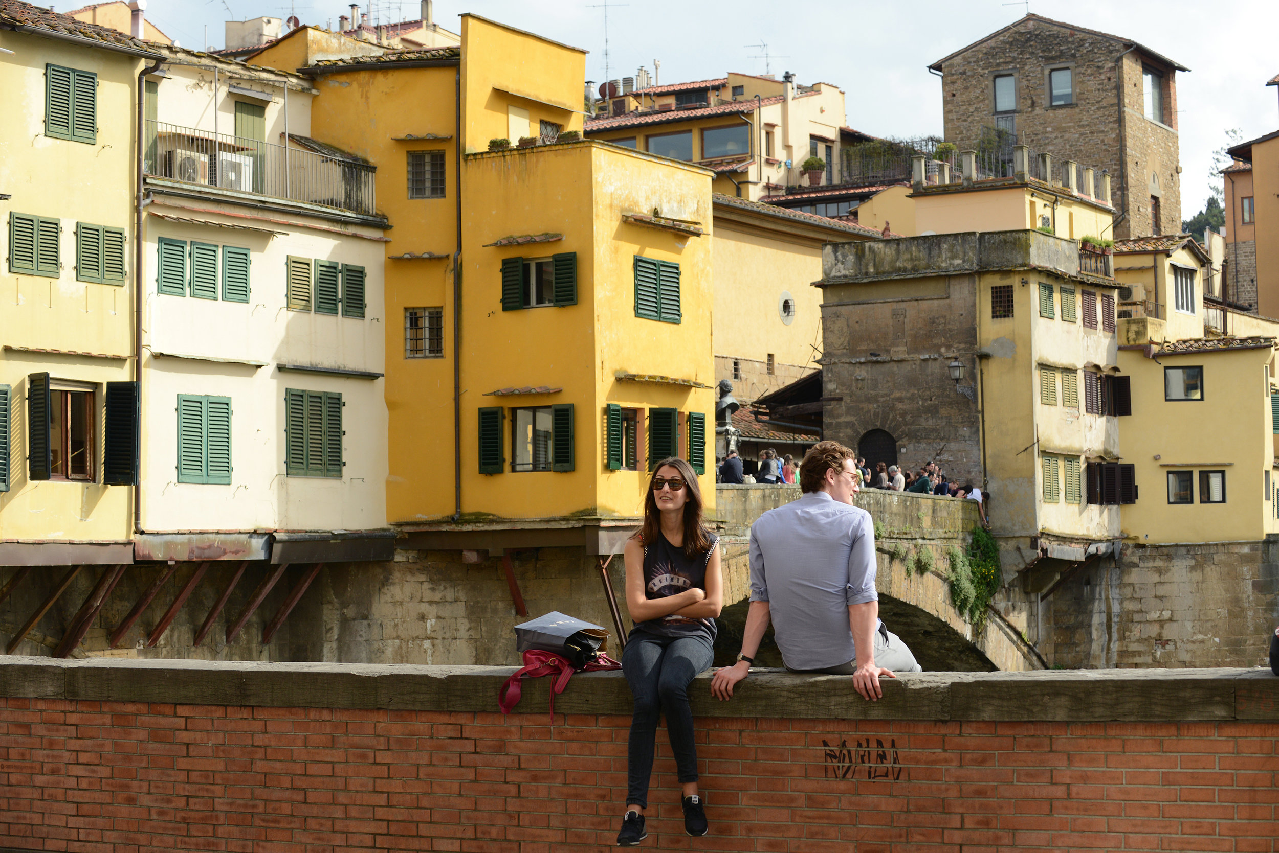 Italia, Firenze, Toscana, Arnojoki