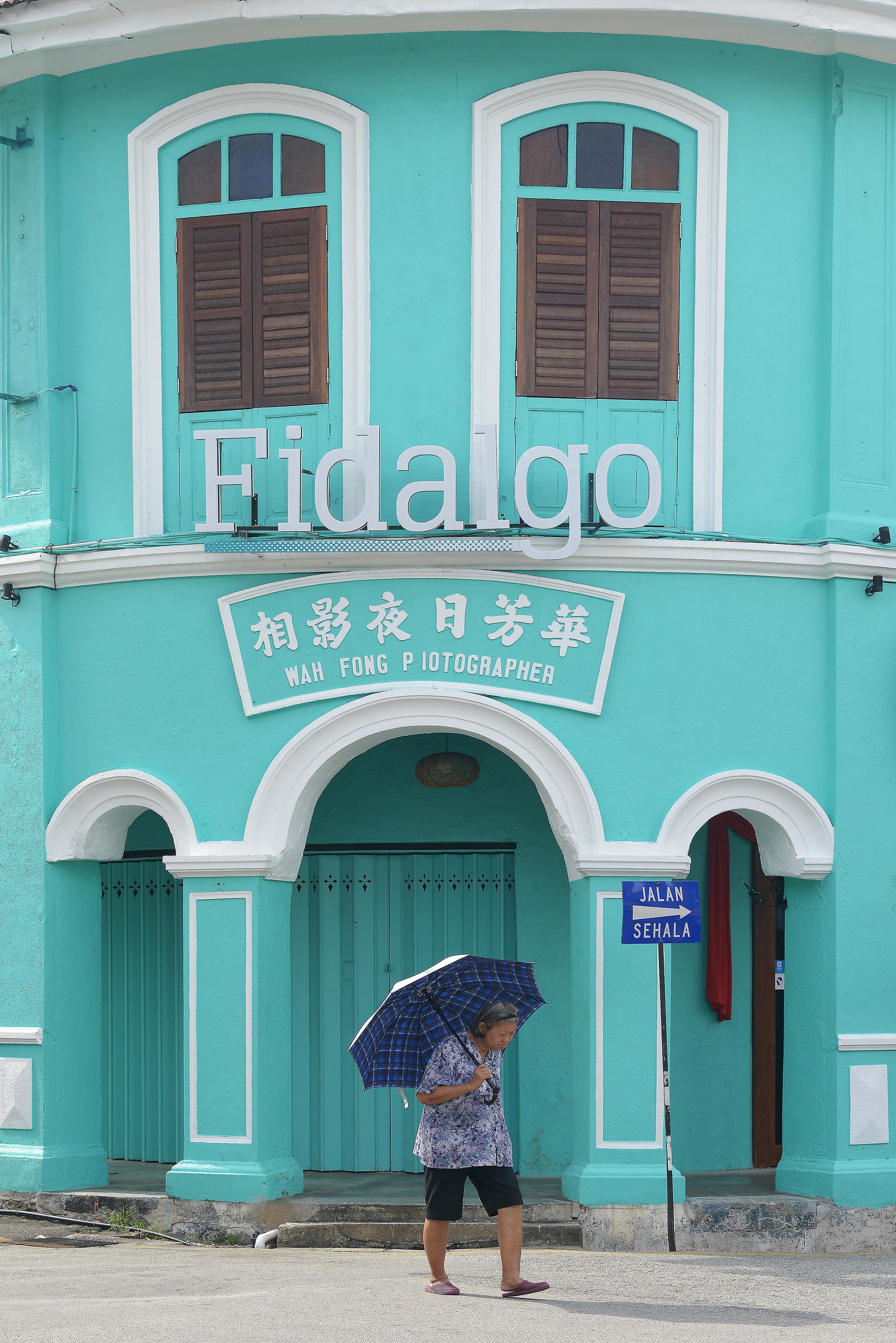 Vanhakaupunki, Penang, Malesia, Georgetown