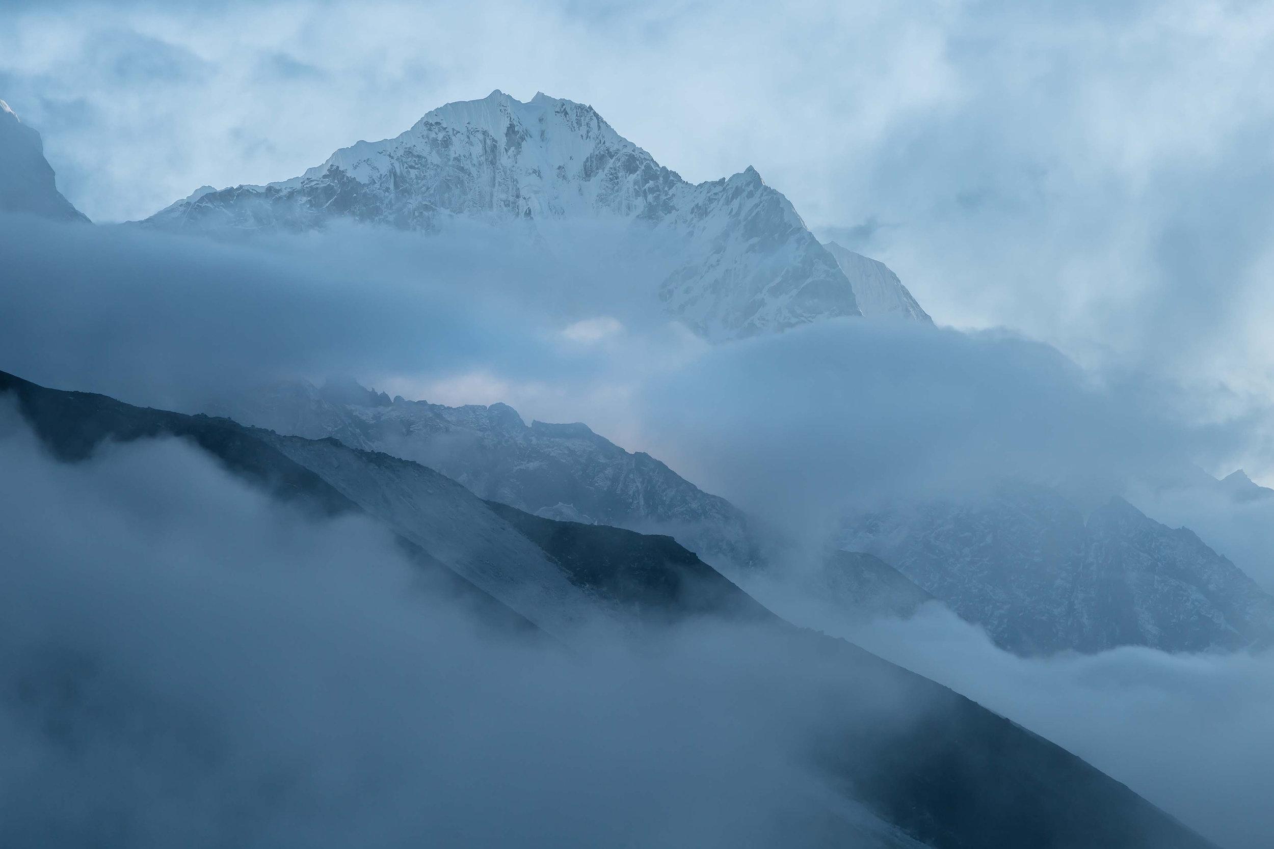 Pilvet, Nepal