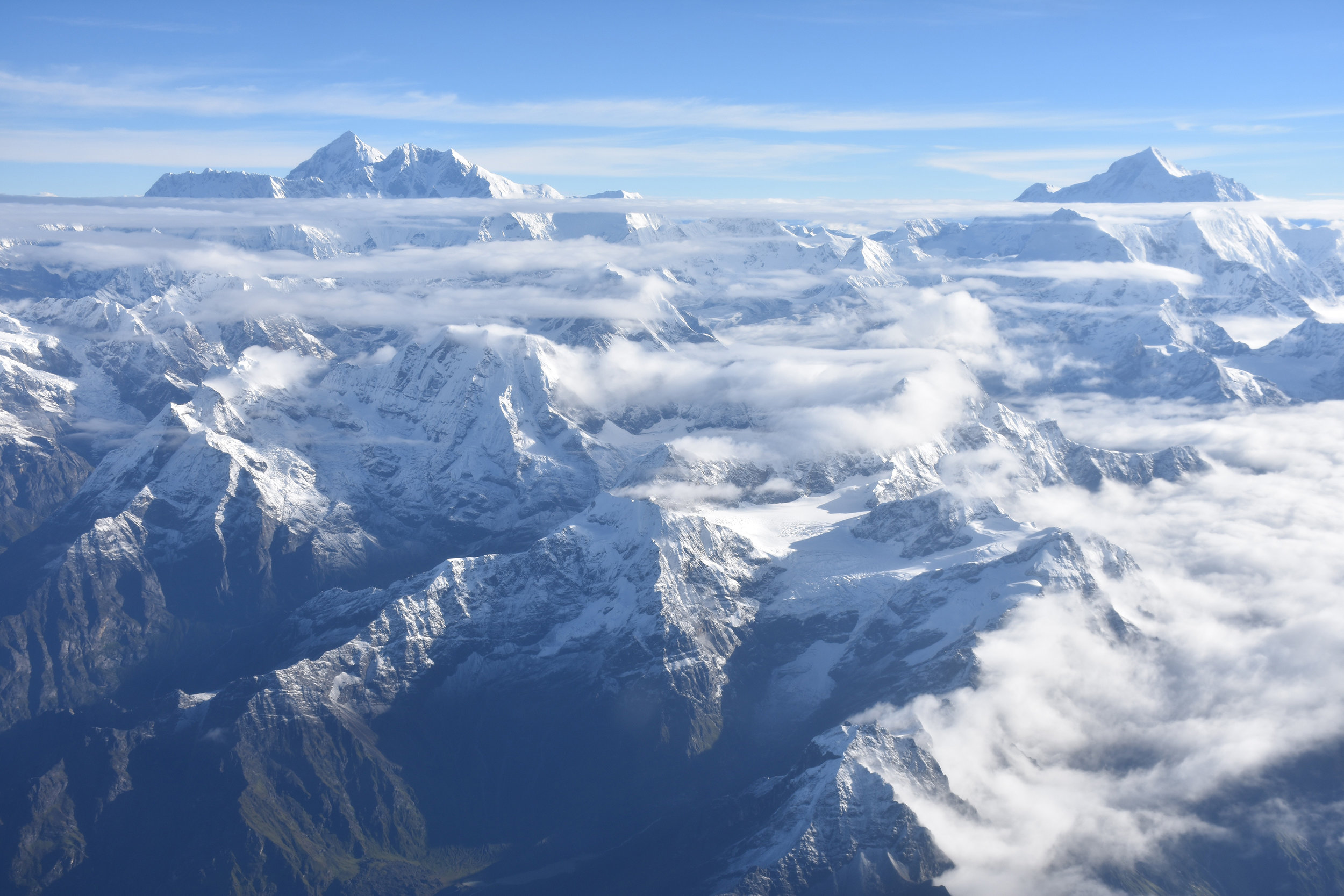 Vuoret, Nepal