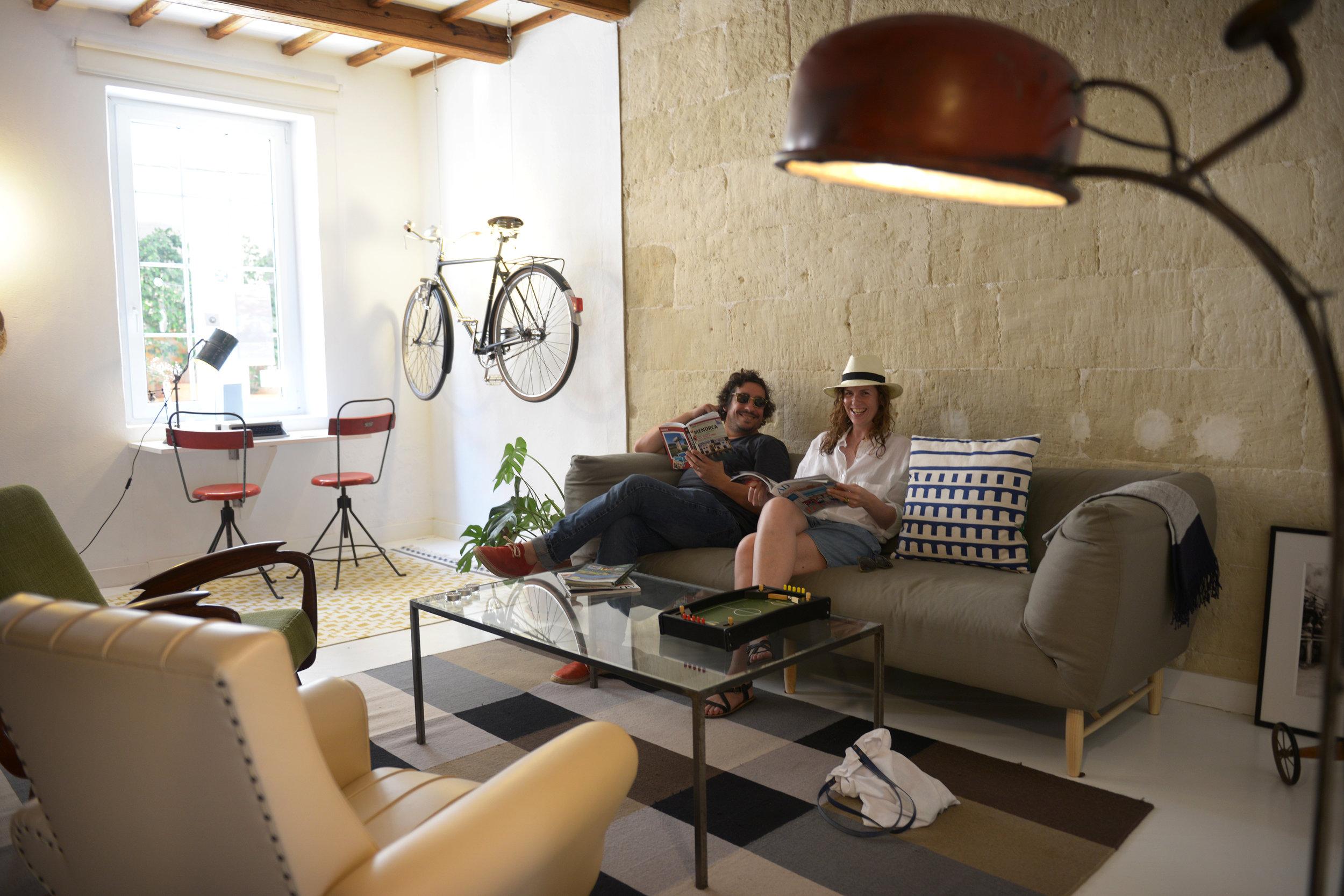 Menorca, hotelli, mahon