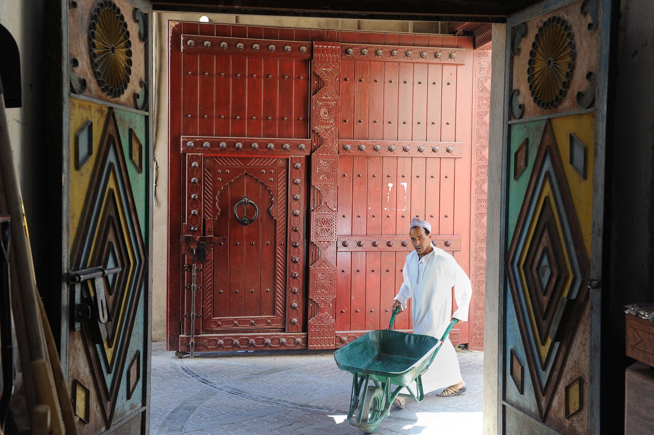 Oman, Nizwa, Arabian niemimaa