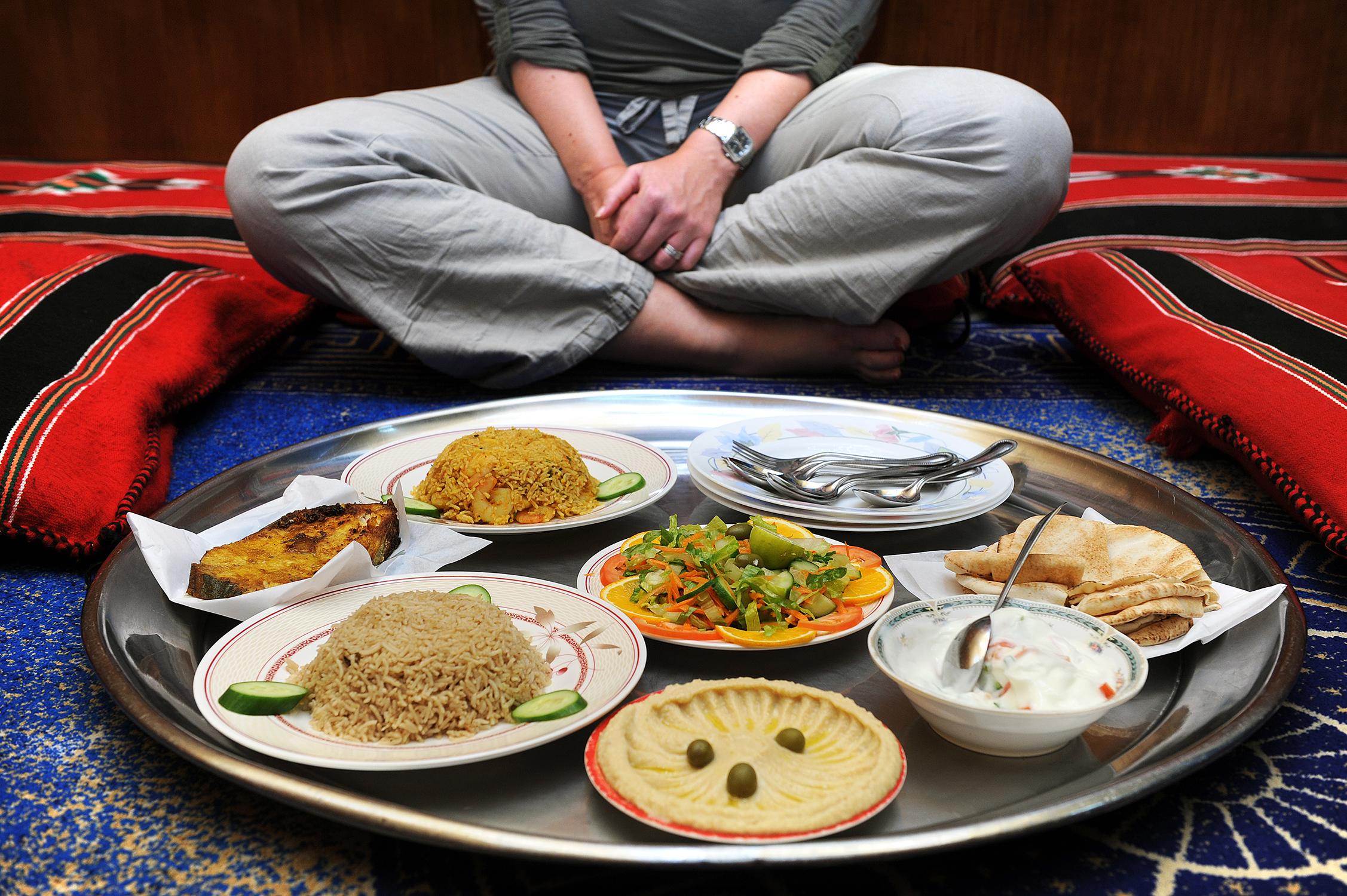 Oman, ruoka