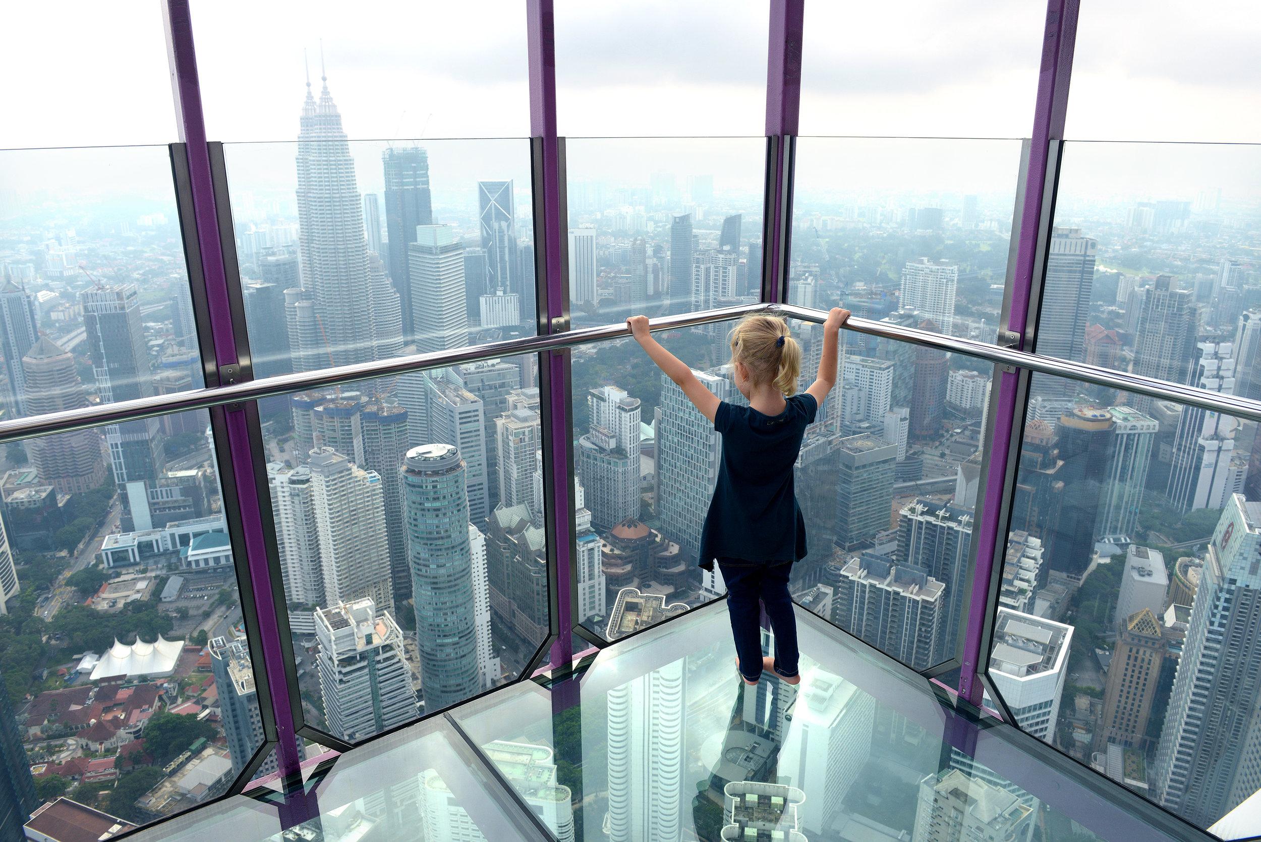 Kuala Lumpur, Menara KL, Sky Box