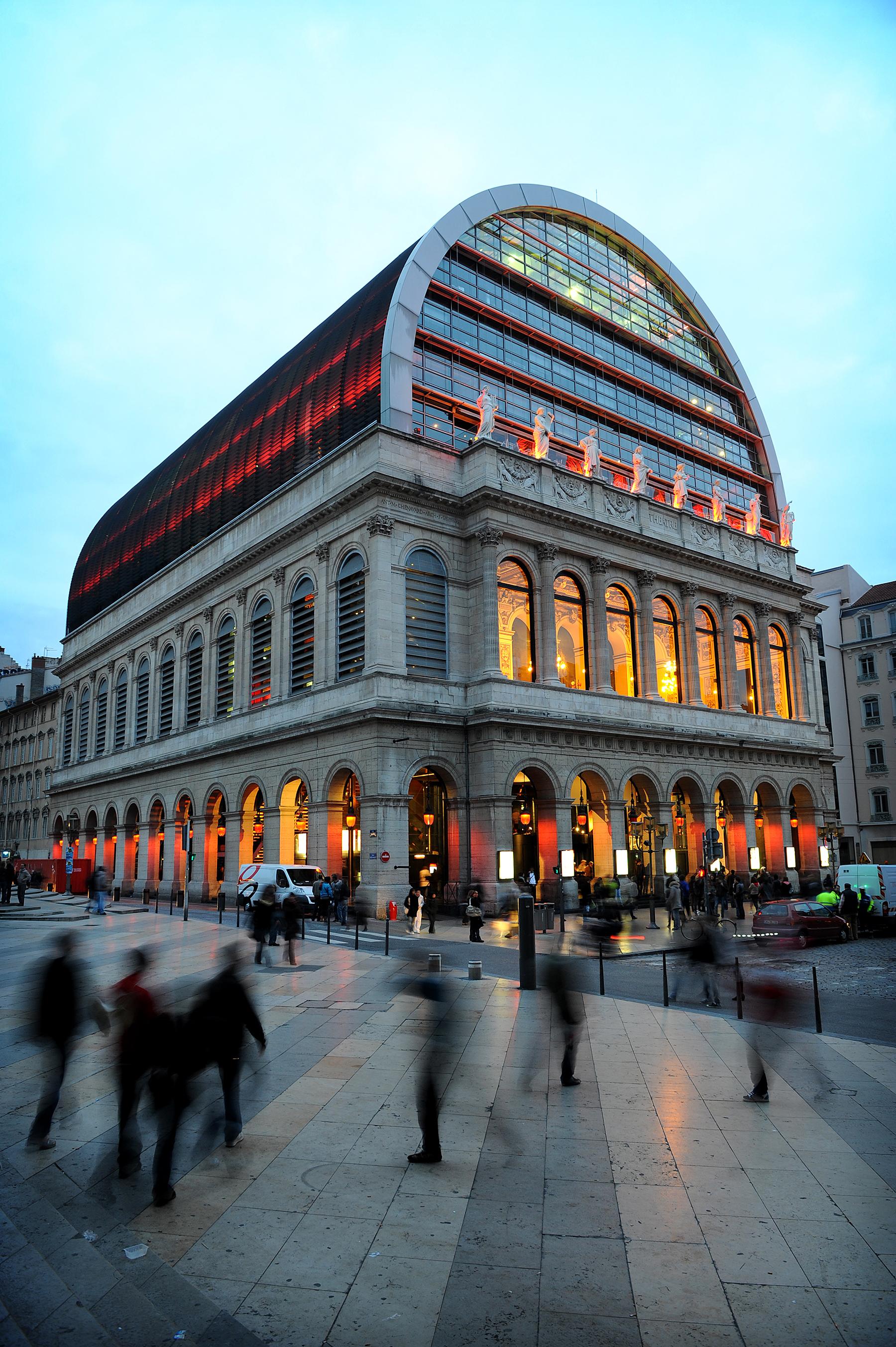 Lyon, oopperatalo