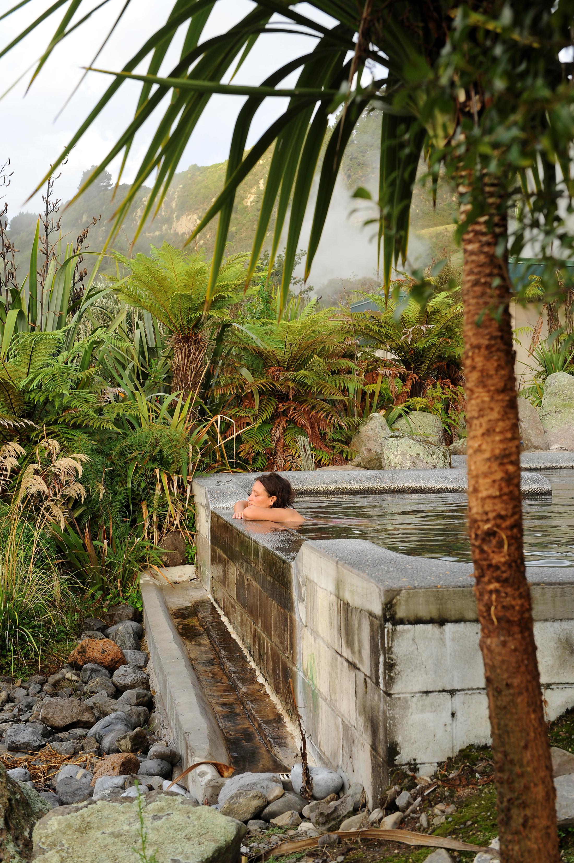 Uusi-Seelanti, allas