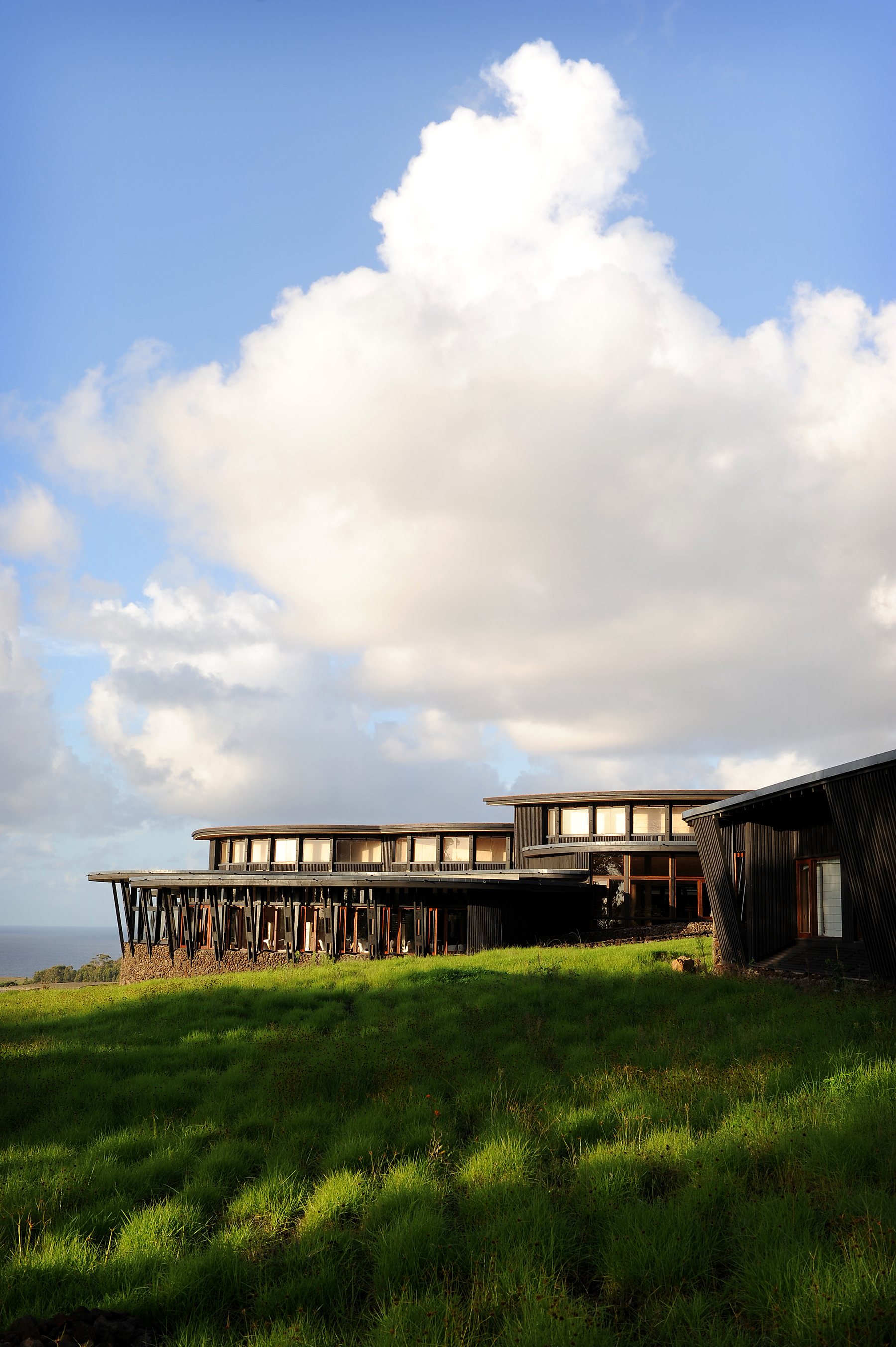 Pääsiäissaari, Pousada Rapa Nui