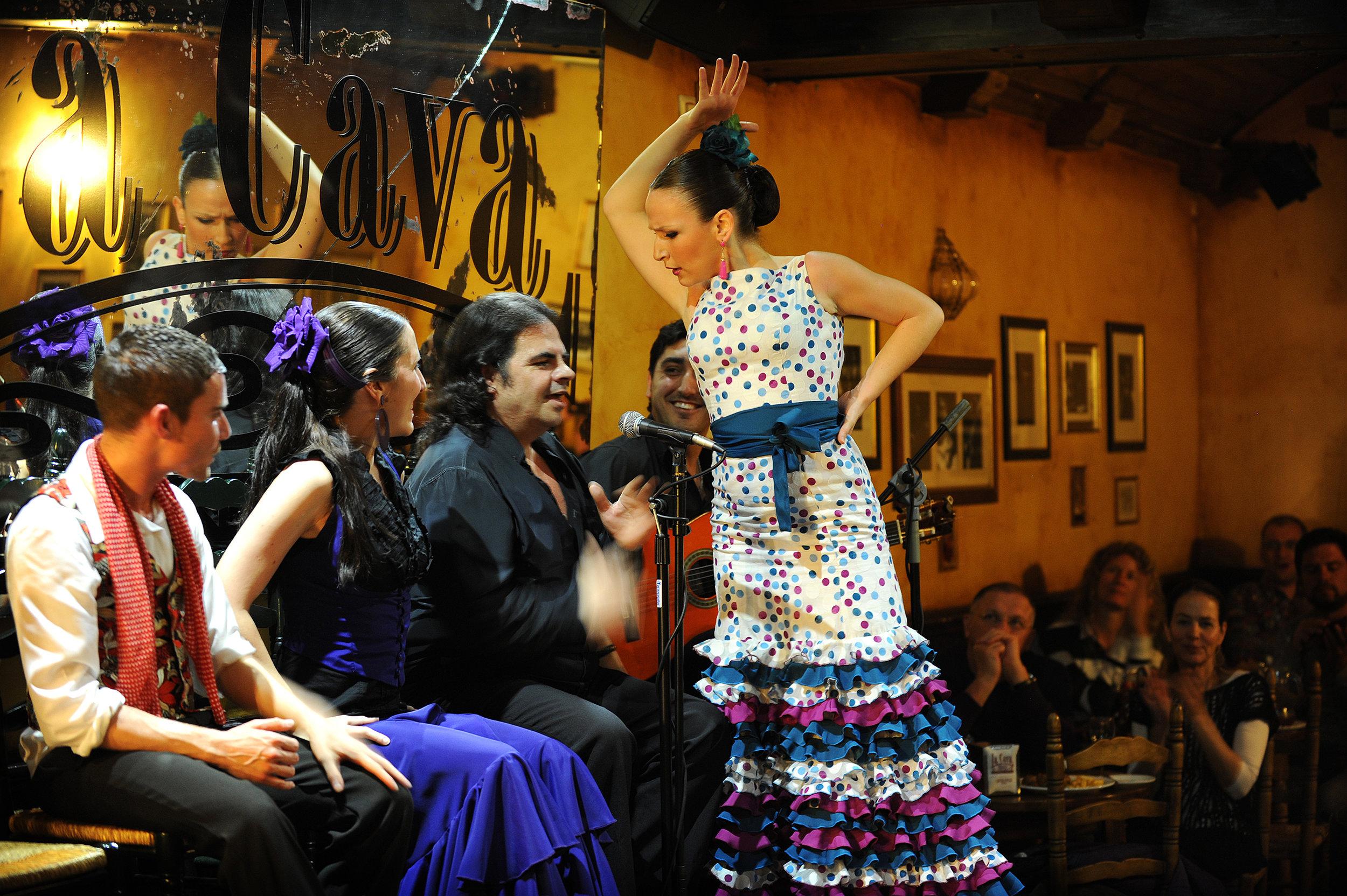 Cadiz, flamenco