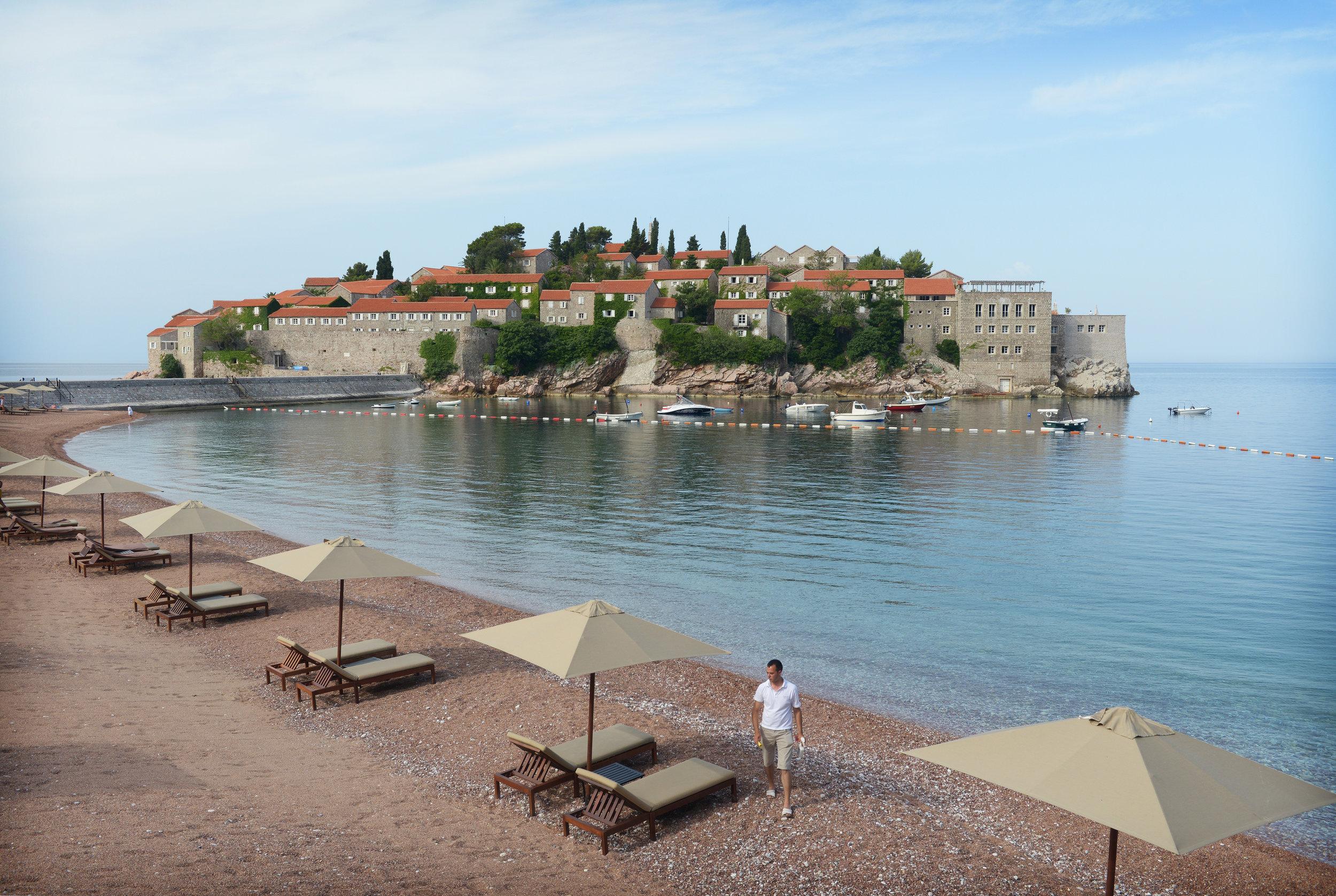 Montenegro, Sveti Stefan