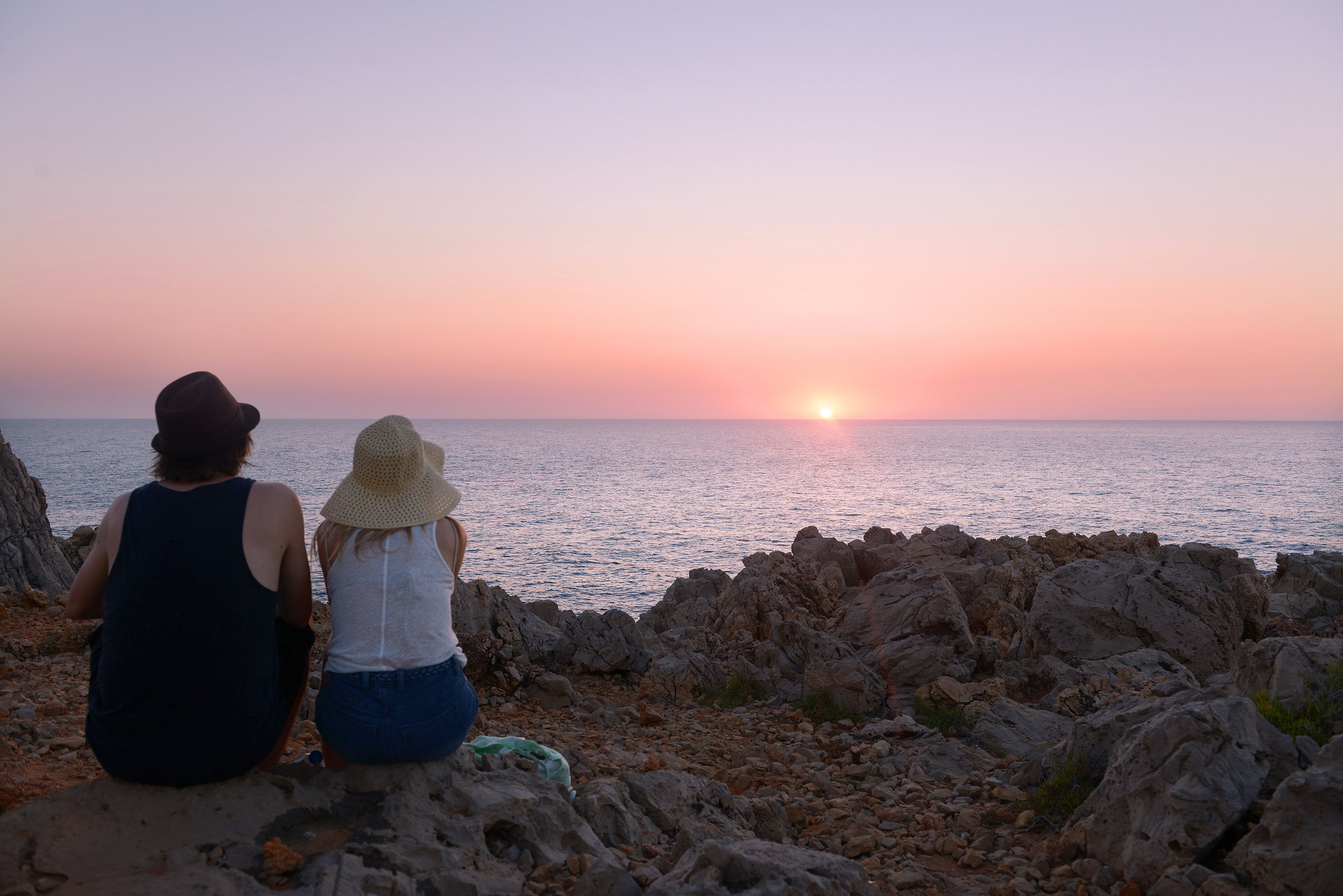 Menorca, Espanja, Punta Nati