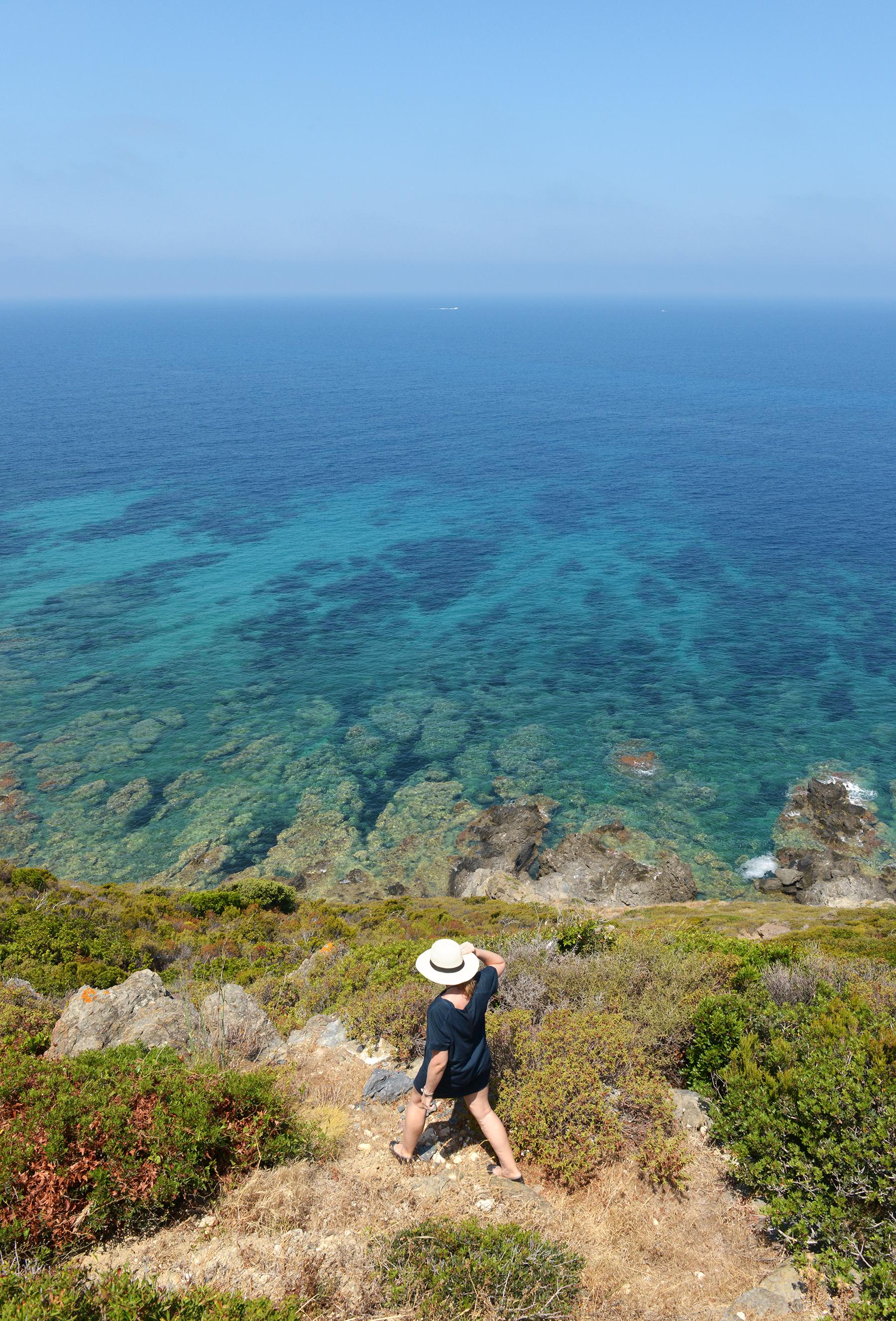 Korsika, Ranska, Välimeri