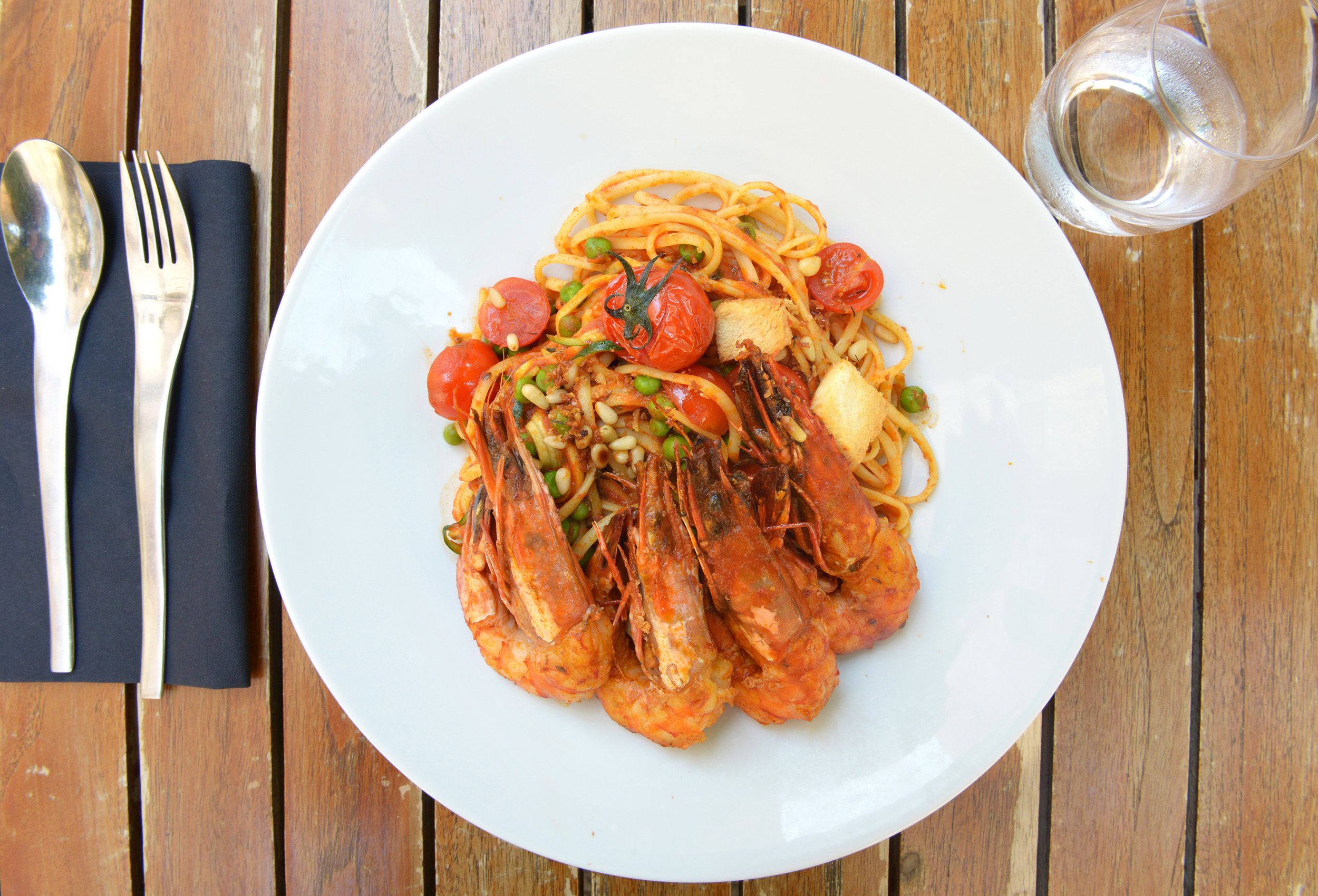 Korsika, ruoka