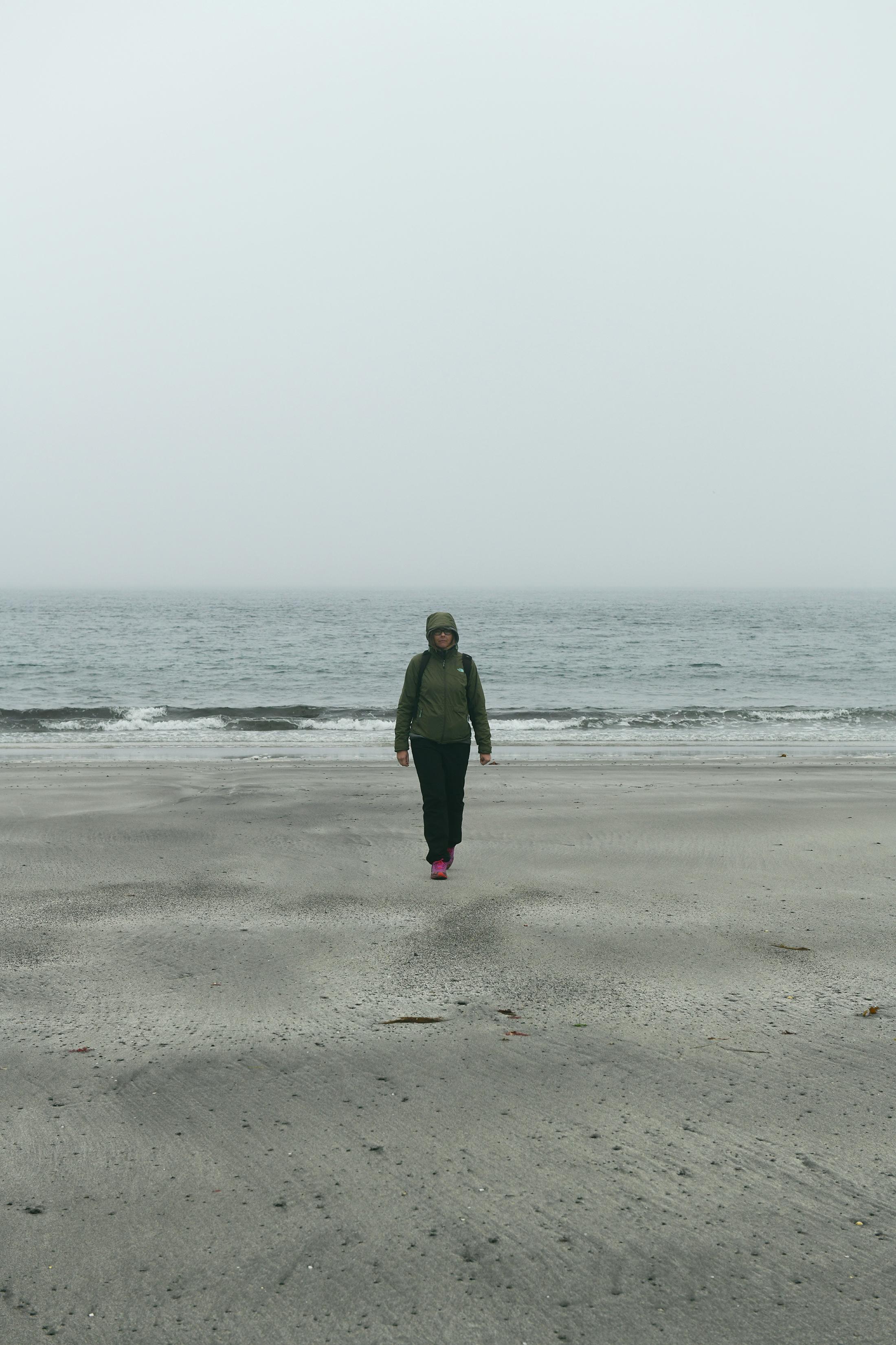 Fäärsaaret, ranta