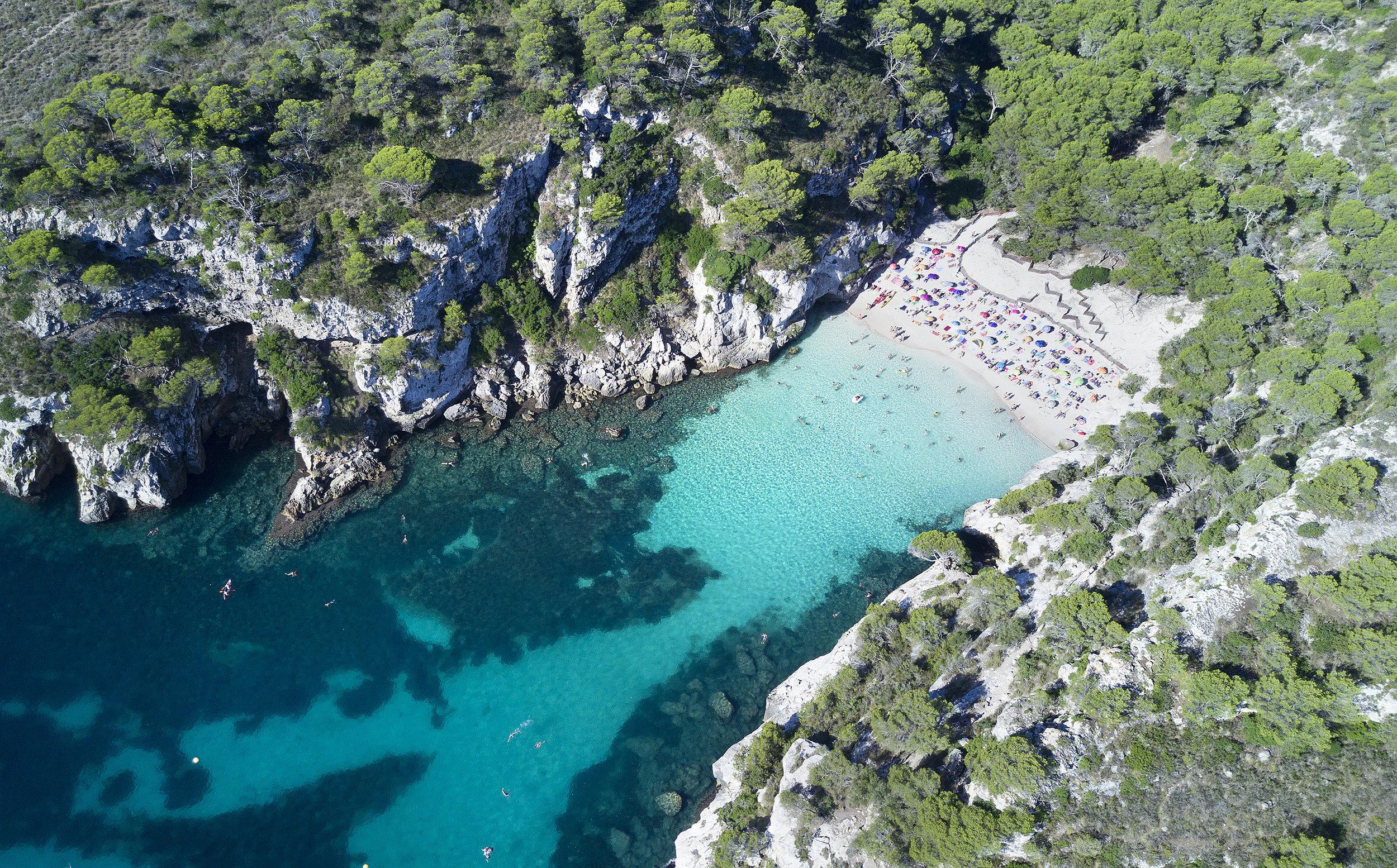 Menorca, Macarelleta