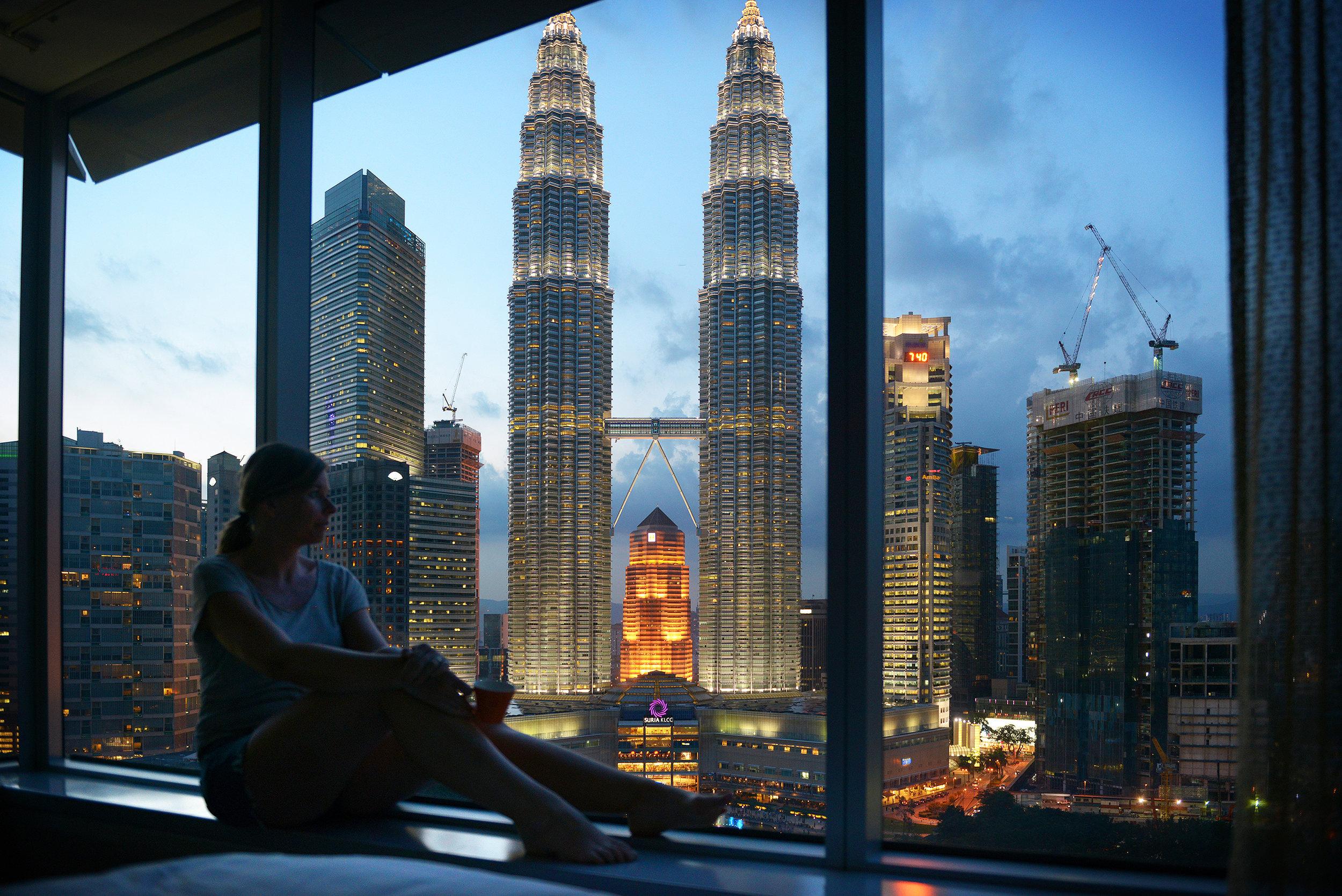 Kuala Lumpur, Malesia, KLCC