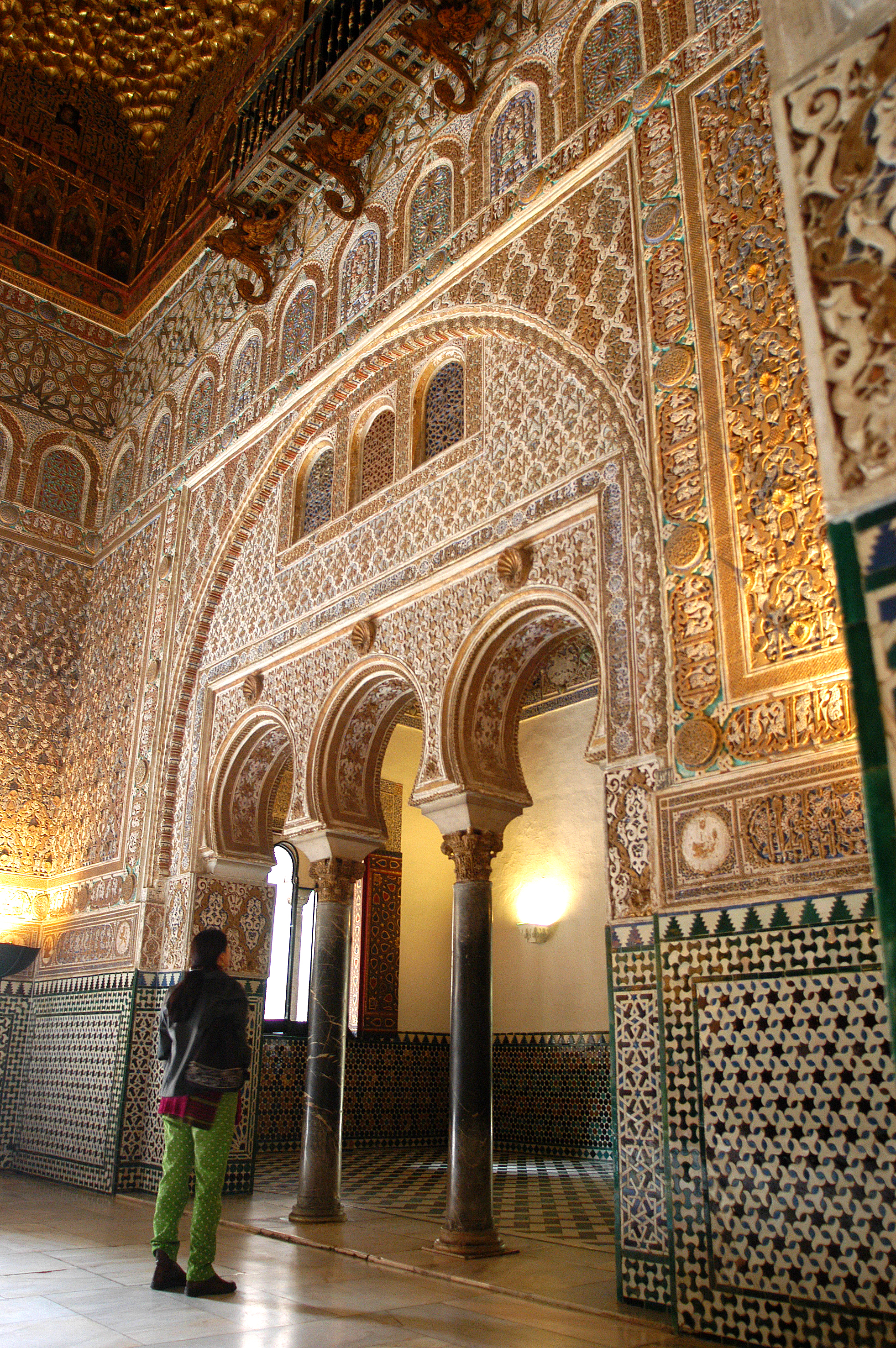 Sevilla, Reales Alcazares, Andalusia