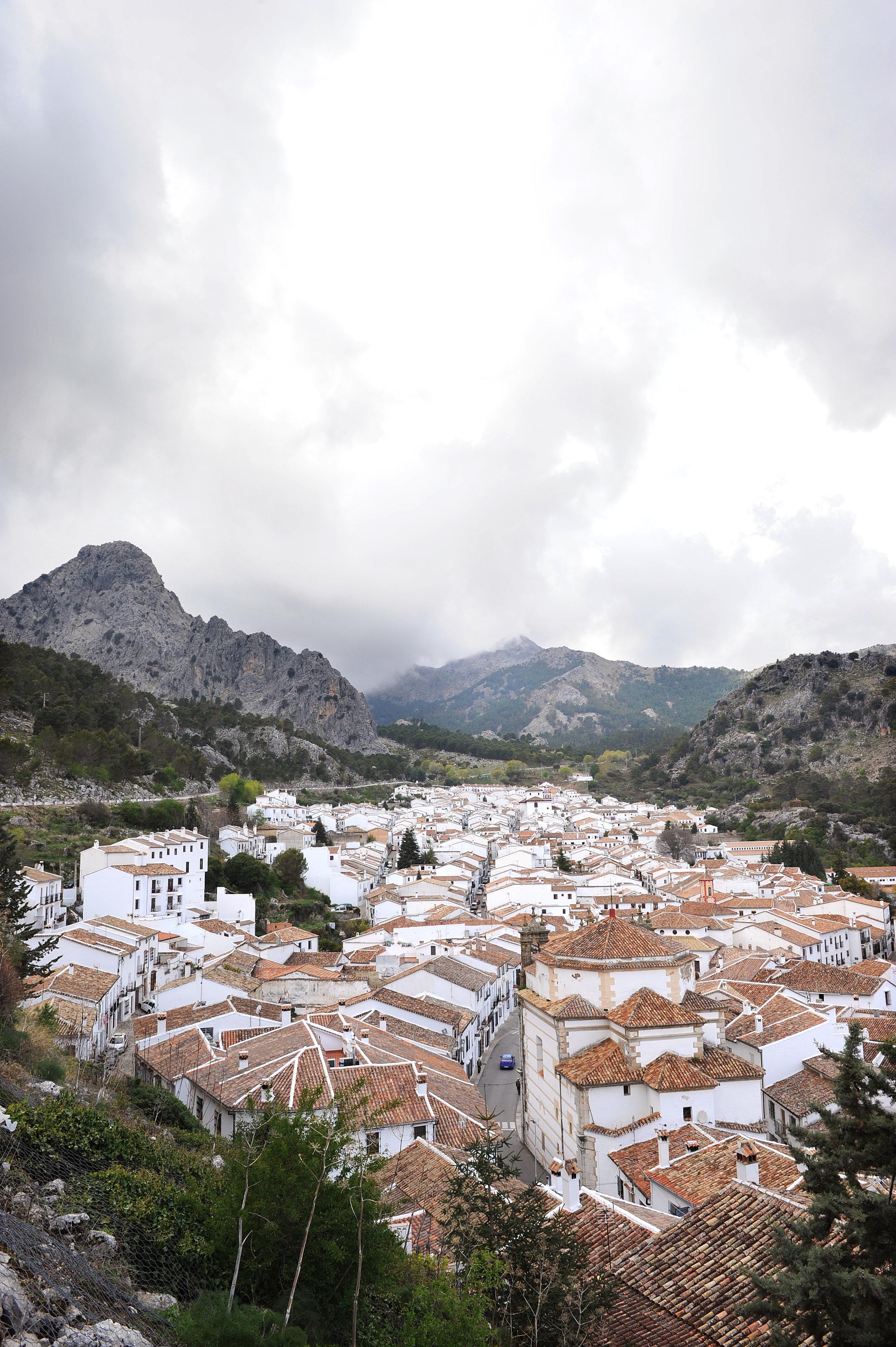 Grazalema, Pueblos blancos, Andalusia