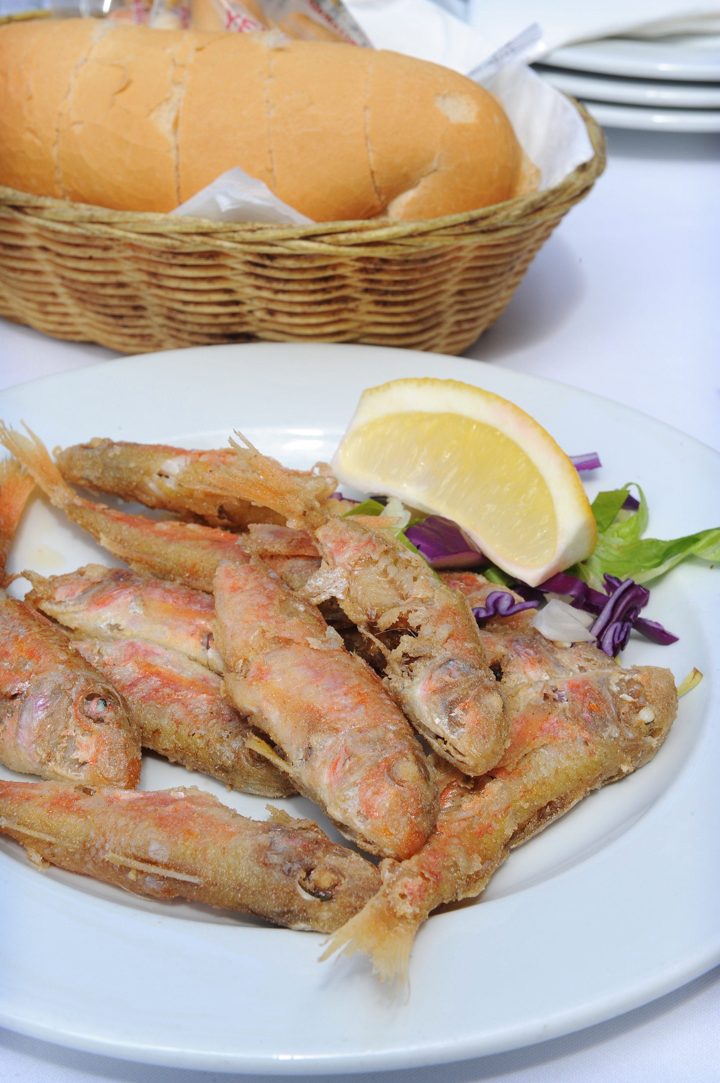 Pescado frito, Andalusian ruoka