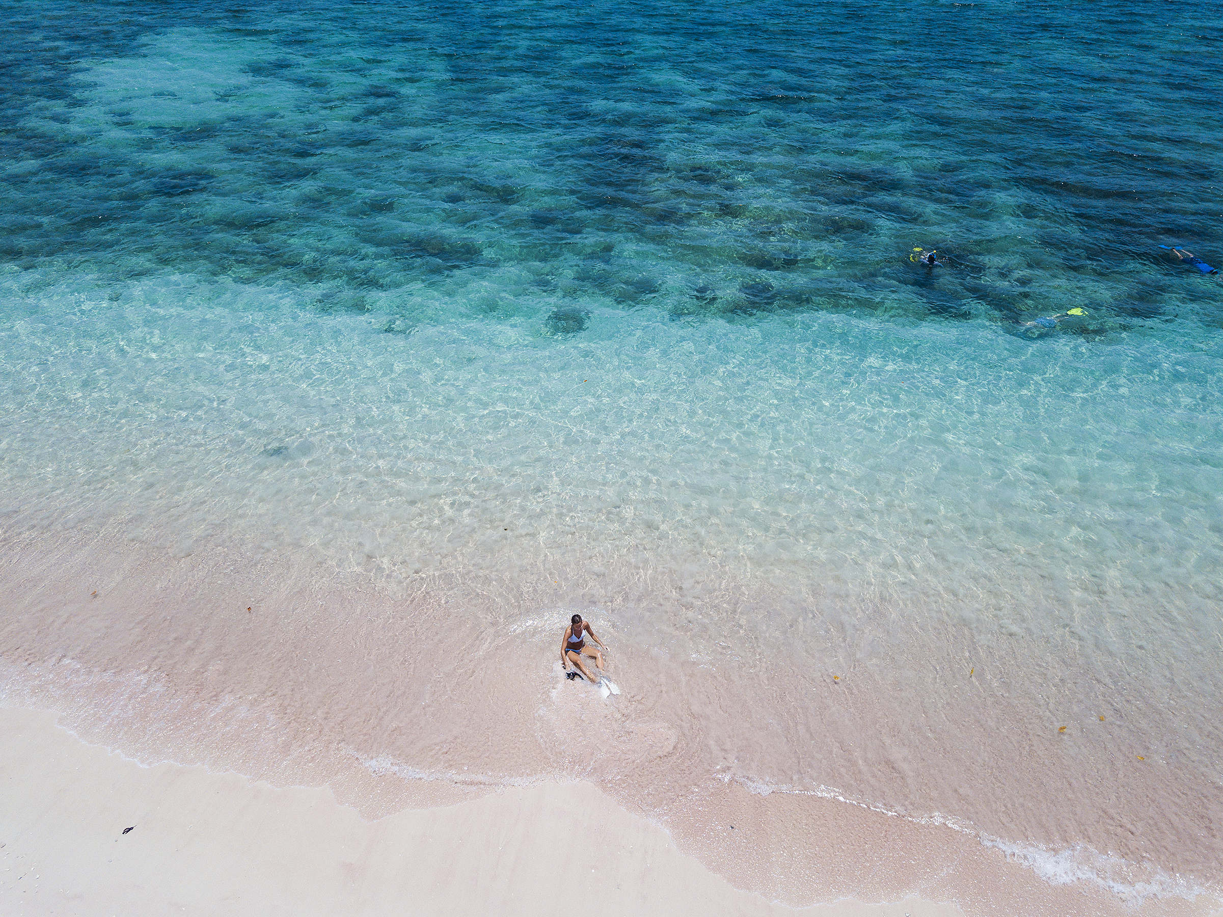 Komodo, Indonesia, Pink Beach