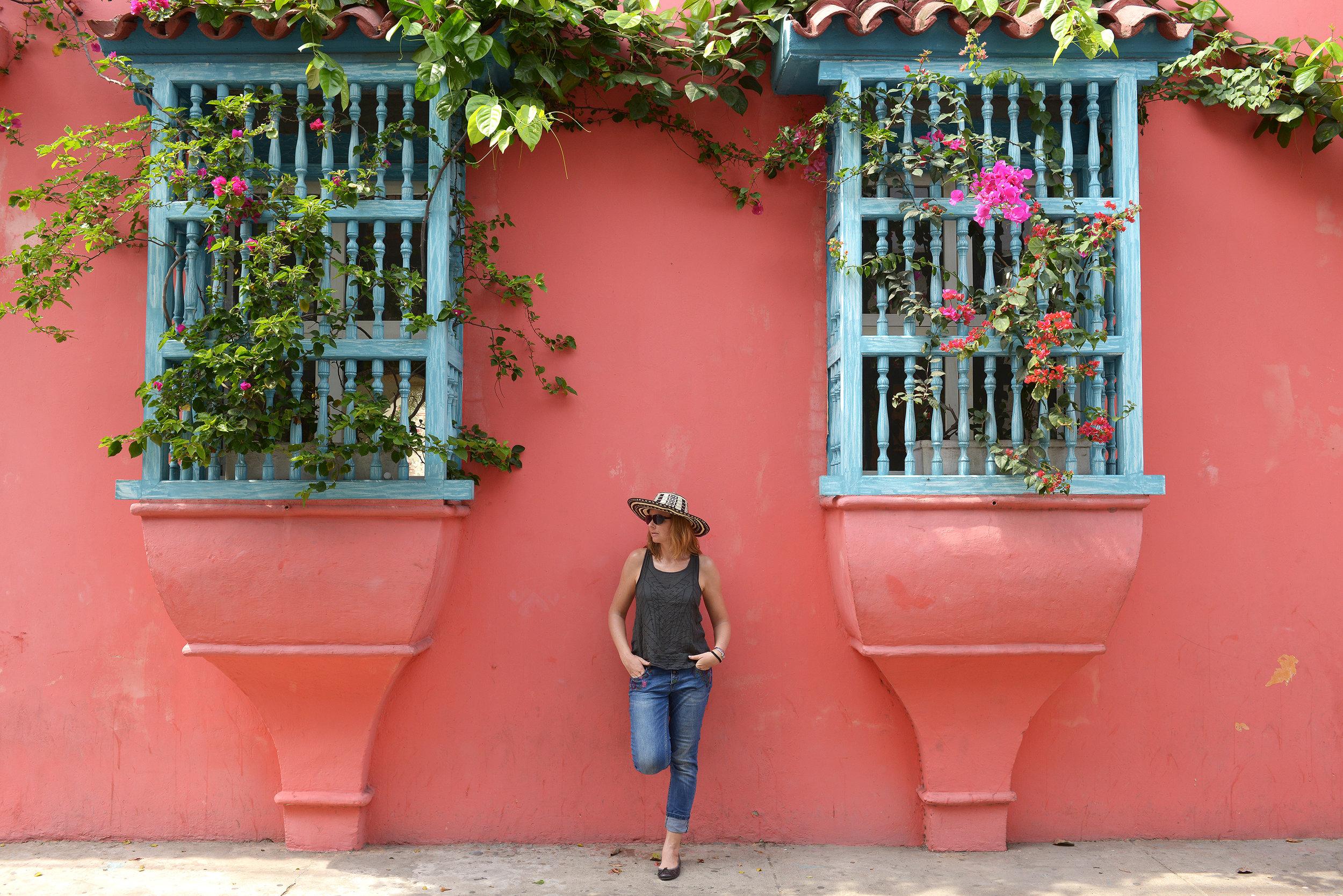 Cartagena, Cartagena de Indias, Kolombia, Karibia, vanhakaupunki